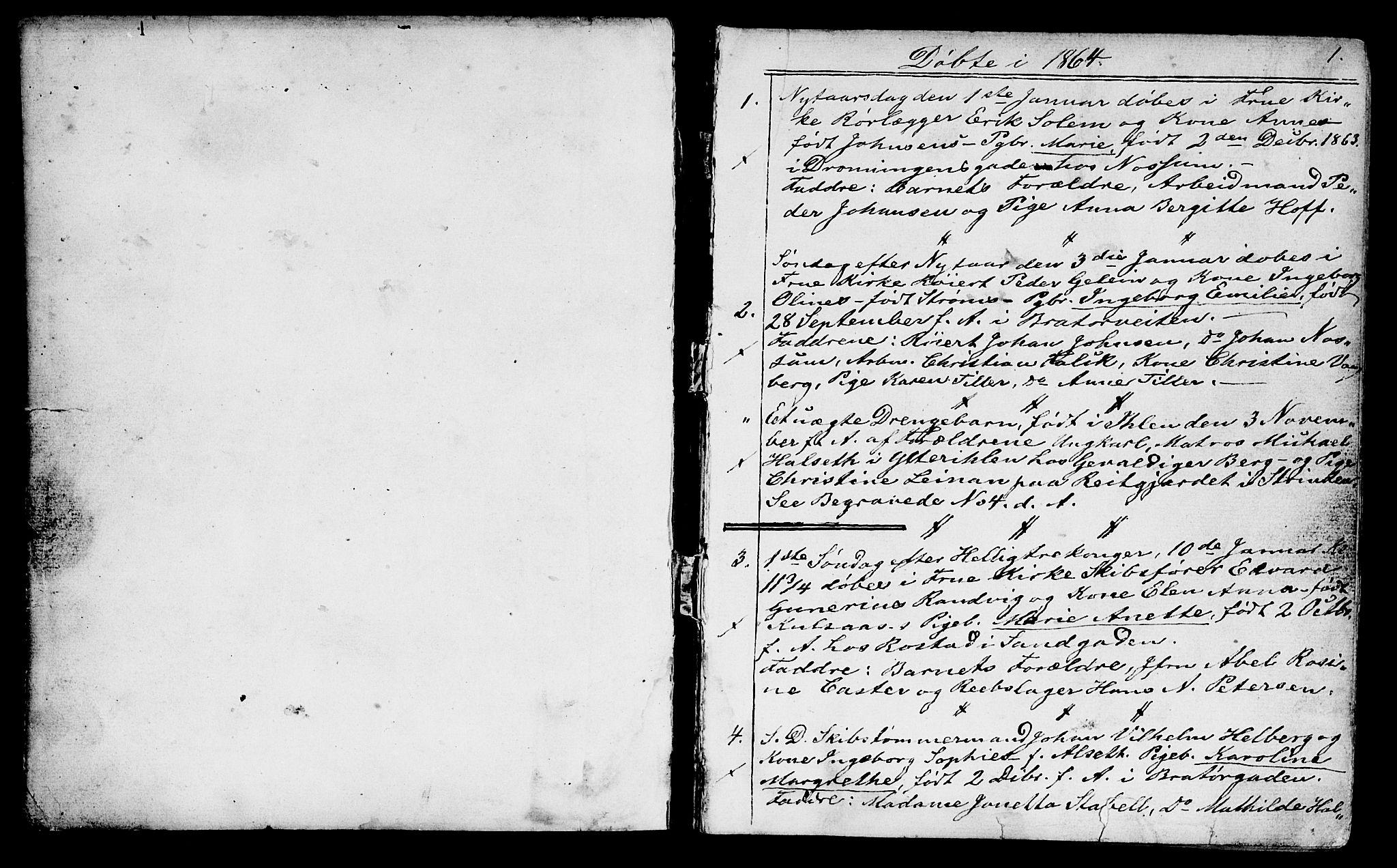 SAT, Ministerialprotokoller, klokkerbøker og fødselsregistre - Sør-Trøndelag, 602/L0140: Klokkerbok nr. 602C08, 1864-1872, s. 0-1