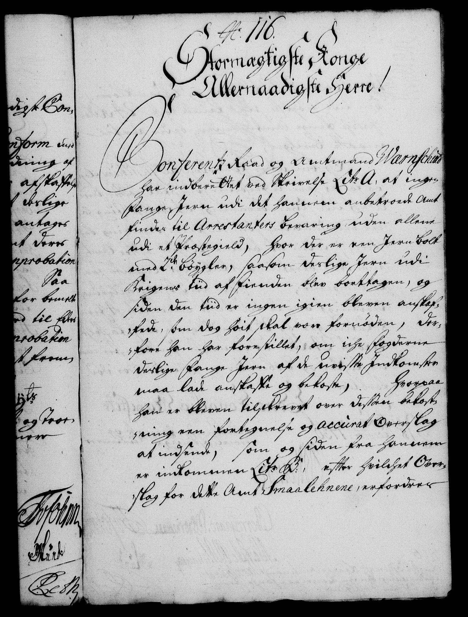 RA, Rentekammeret, Kammerkanselliet, G/Gf/Gfa/L0013: Norsk relasjons- og resolusjonsprotokoll (merket RK 52.13), 1730, s. 629