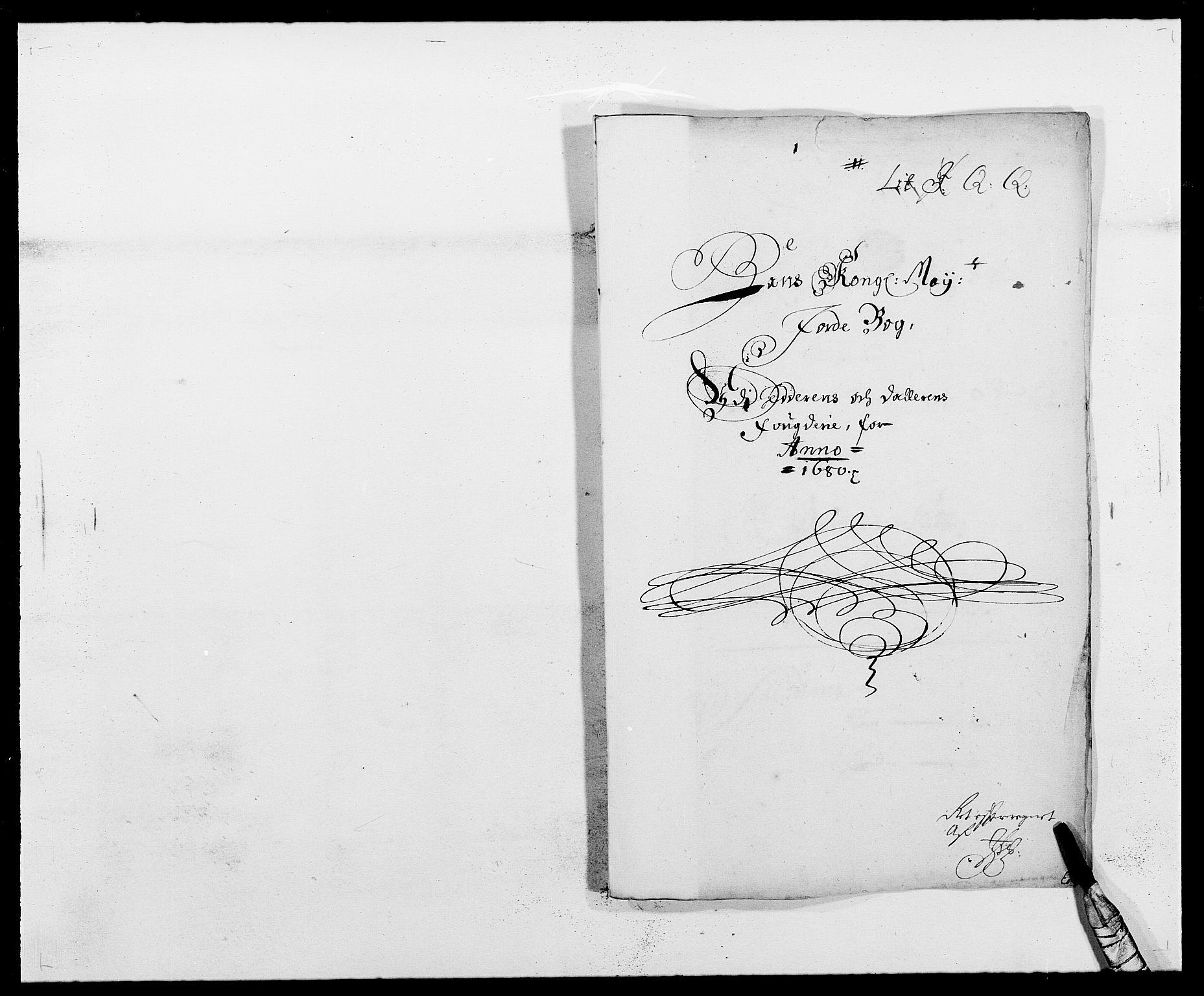 RA, Rentekammeret inntil 1814, Reviderte regnskaper, Fogderegnskap, R46/L2721: Fogderegnskap Jæren og Dalane, 1680, s. 194