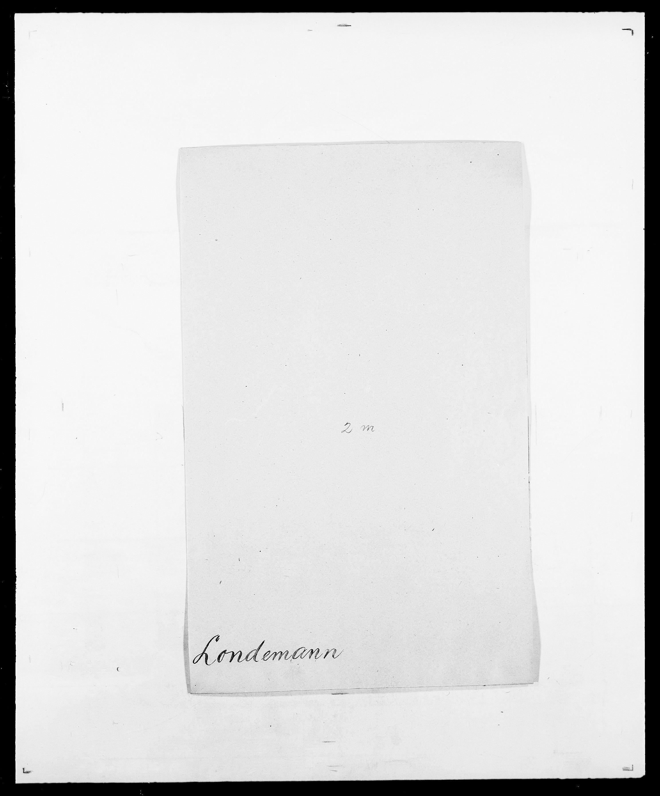 SAO, Delgobe, Charles Antoine - samling, D/Da/L0024: Lobech - Lærum, s. 103