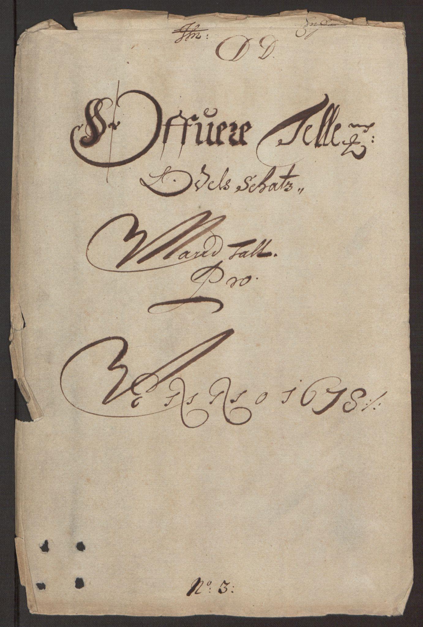 RA, Rentekammeret inntil 1814, Reviderte regnskaper, Fogderegnskap, R35/L2070: Fogderegnskap Øvre og Nedre Telemark, 1678, s. 125