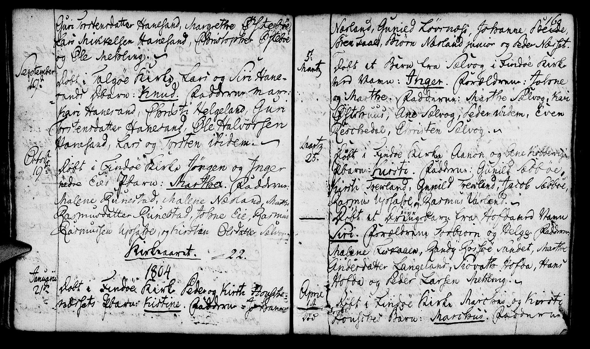 SAST, Finnøy sokneprestkontor, H/Ha/Haa/L0005: Ministerialbok nr. A 5, 1773-1816, s. 169