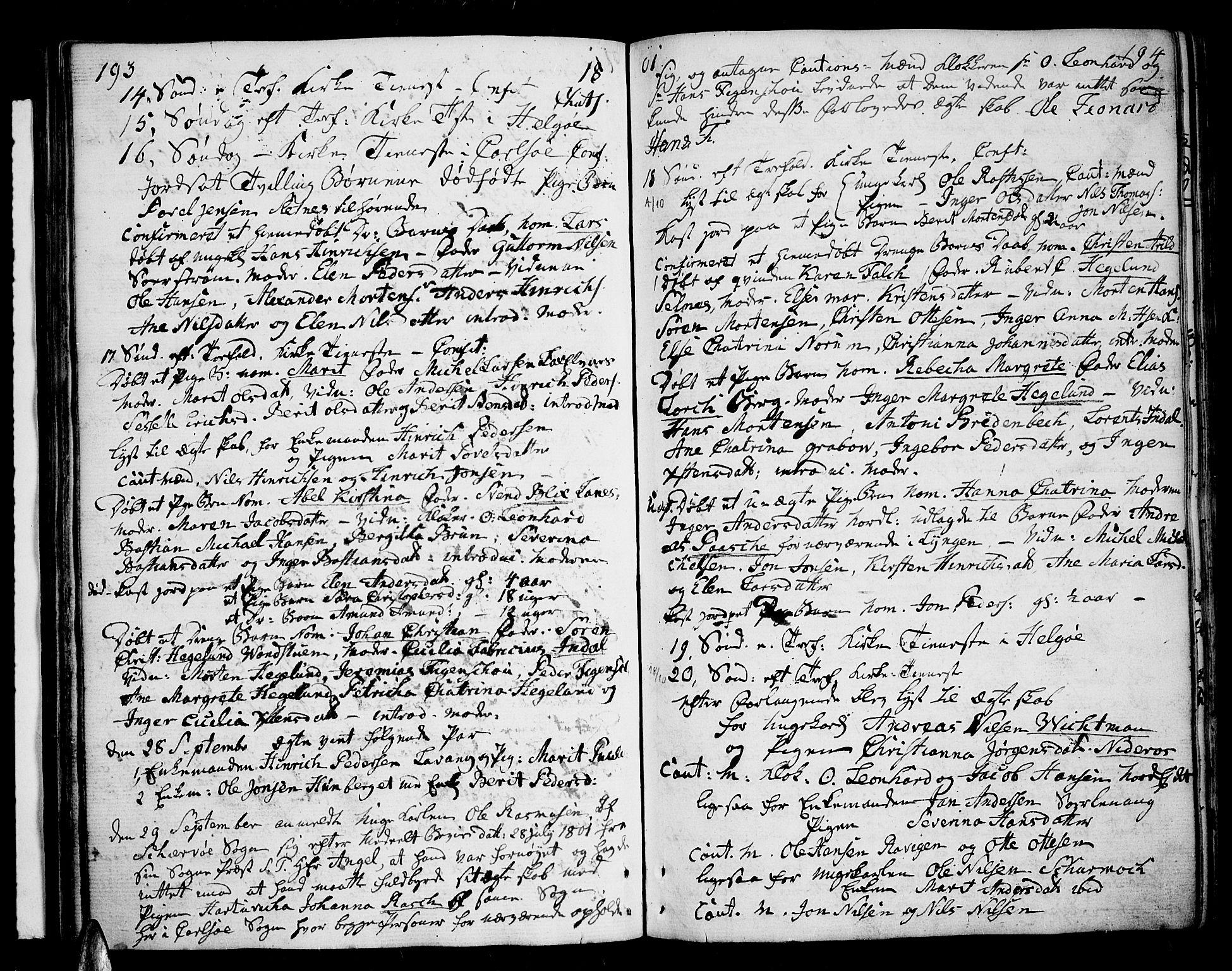 SATØ, Karlsøy sokneprestembete, Ministerialbok nr. 1, 1775-1823, s. 193-194