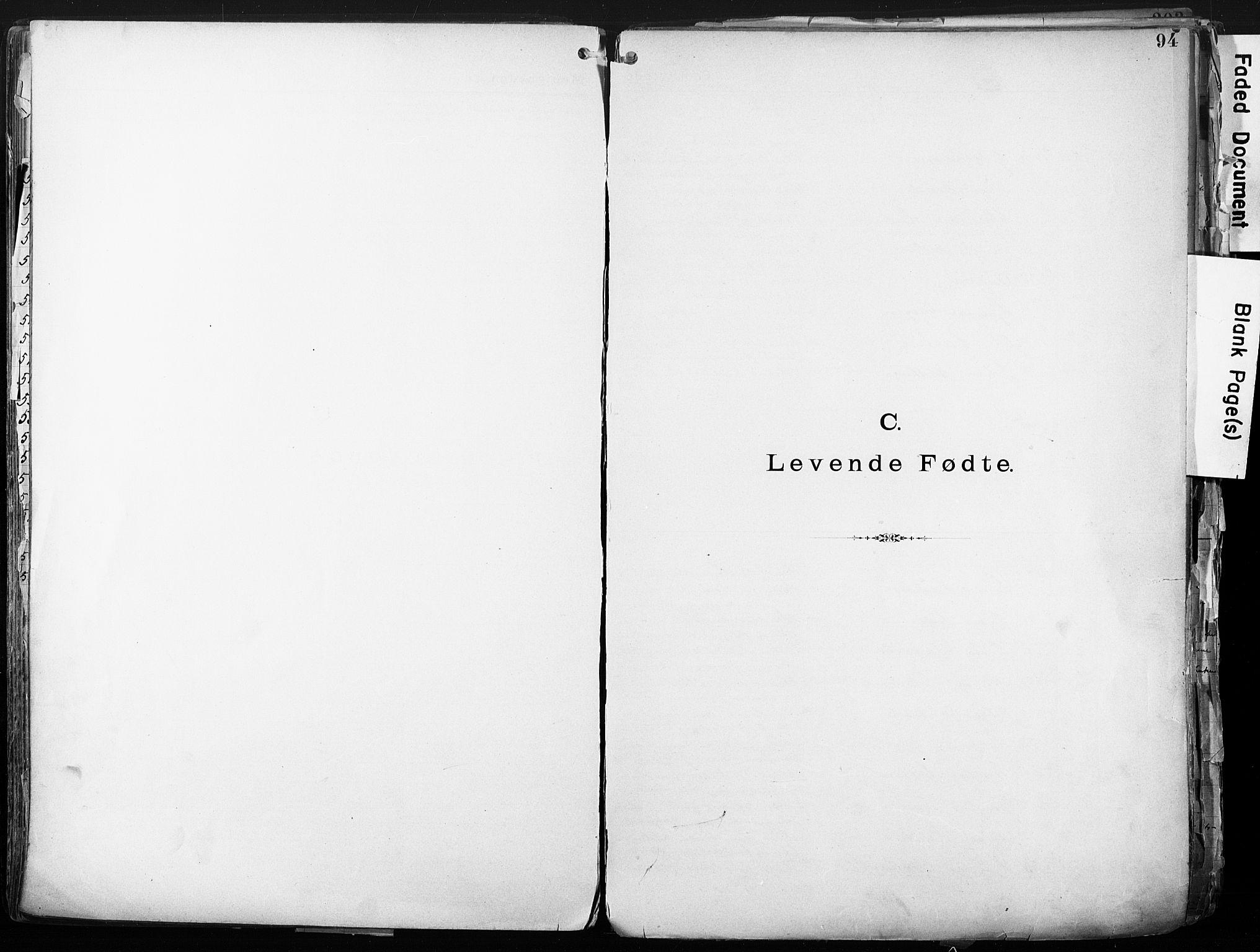 SAO, Sarpsborg metodistkirke, A/L0004: Dissenterprotokoll nr. 4, 1892-1923, s. 94