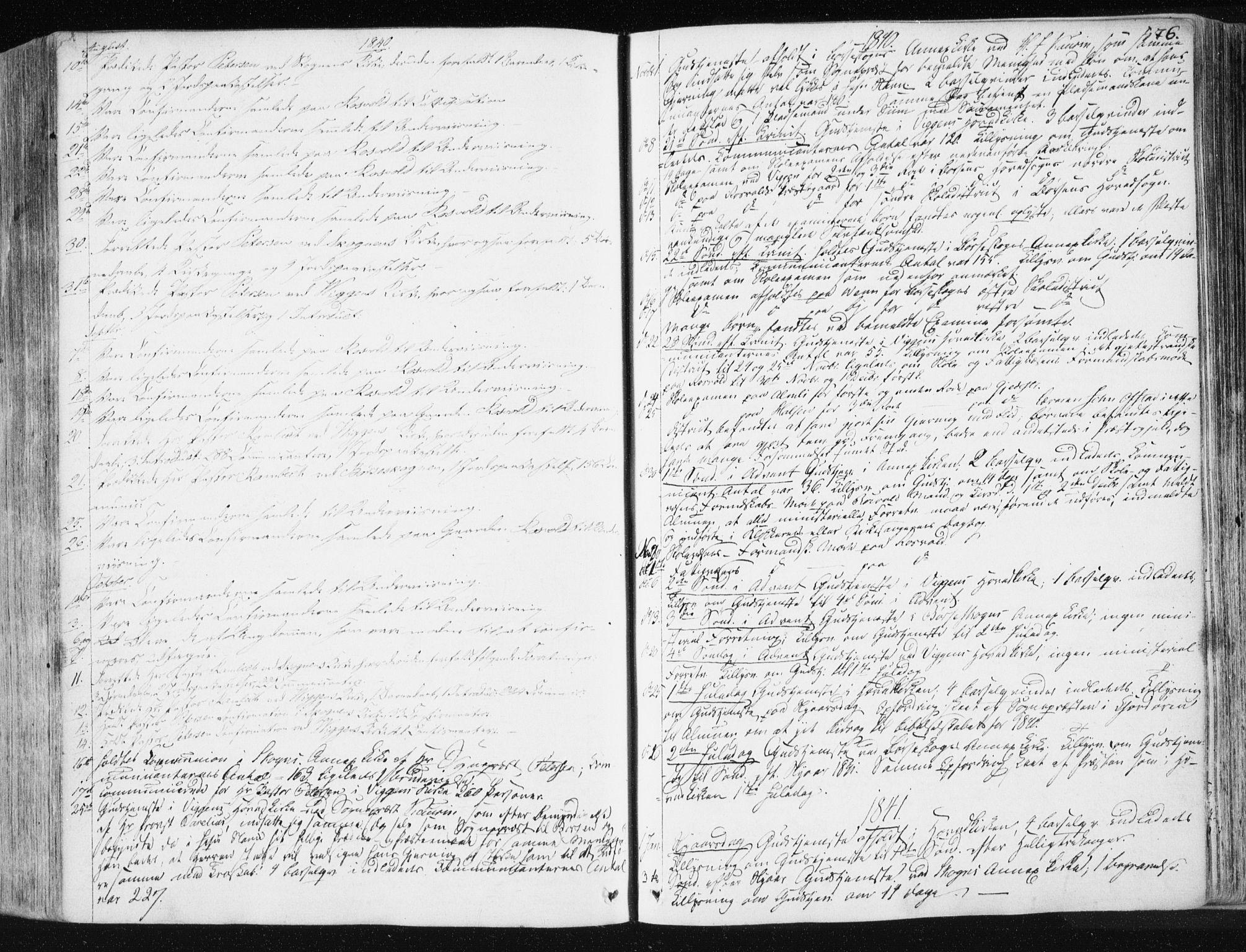 SAT, Ministerialprotokoller, klokkerbøker og fødselsregistre - Sør-Trøndelag, 665/L0771: Ministerialbok nr. 665A06, 1830-1856, s. 576