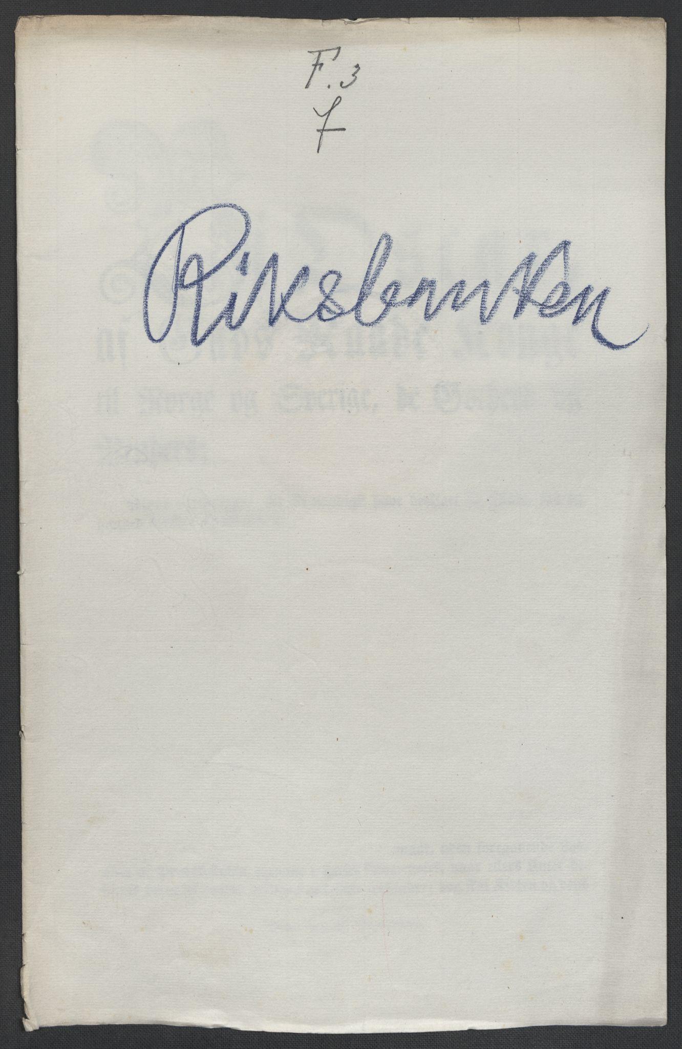 RA, Christie, Wilhelm Frimann Koren, F/L0006, 1817-1818, s. 377