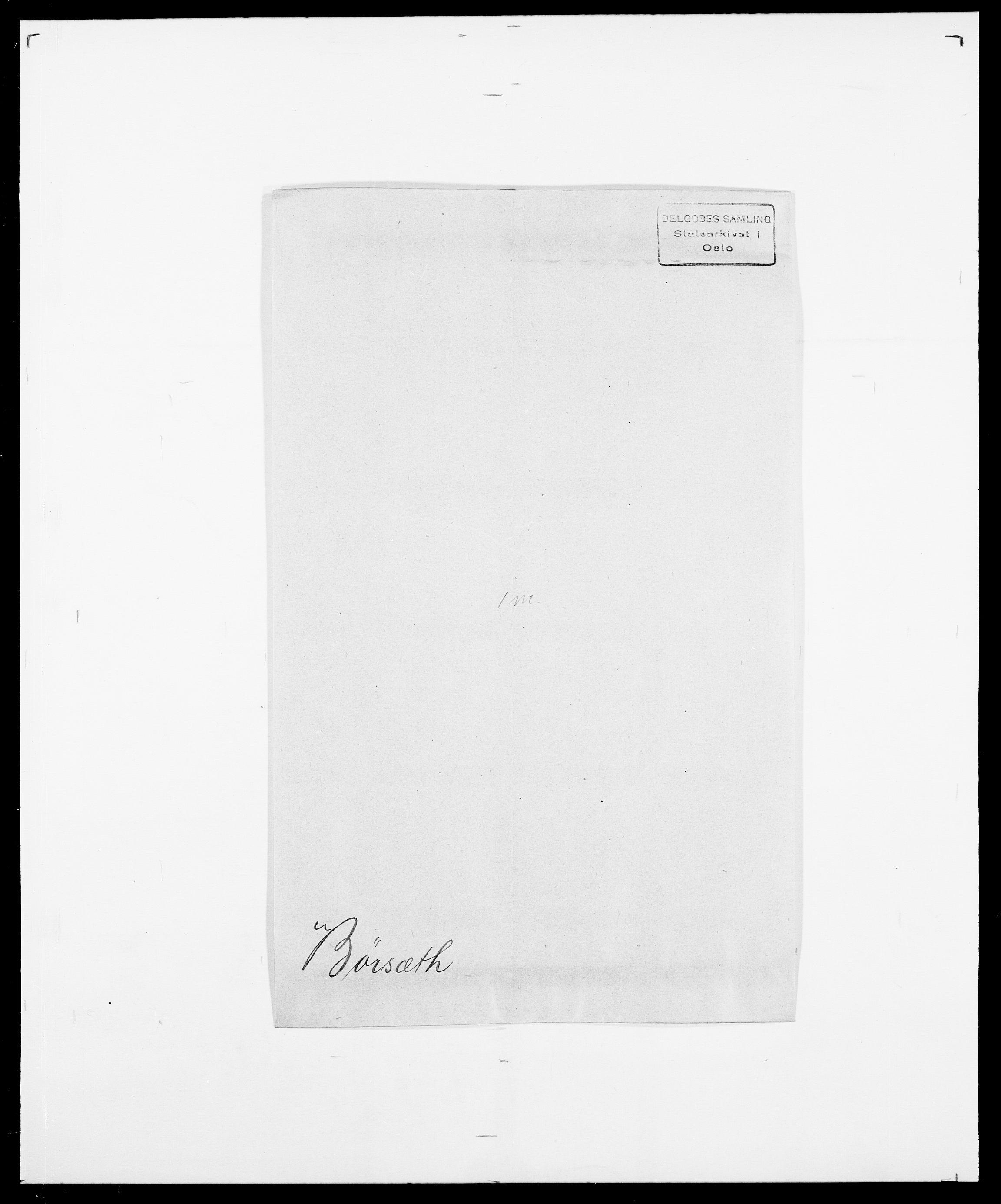 SAO, Delgobe, Charles Antoine - samling, D/Da/L0007: Buaas - Caphengst, s. 793