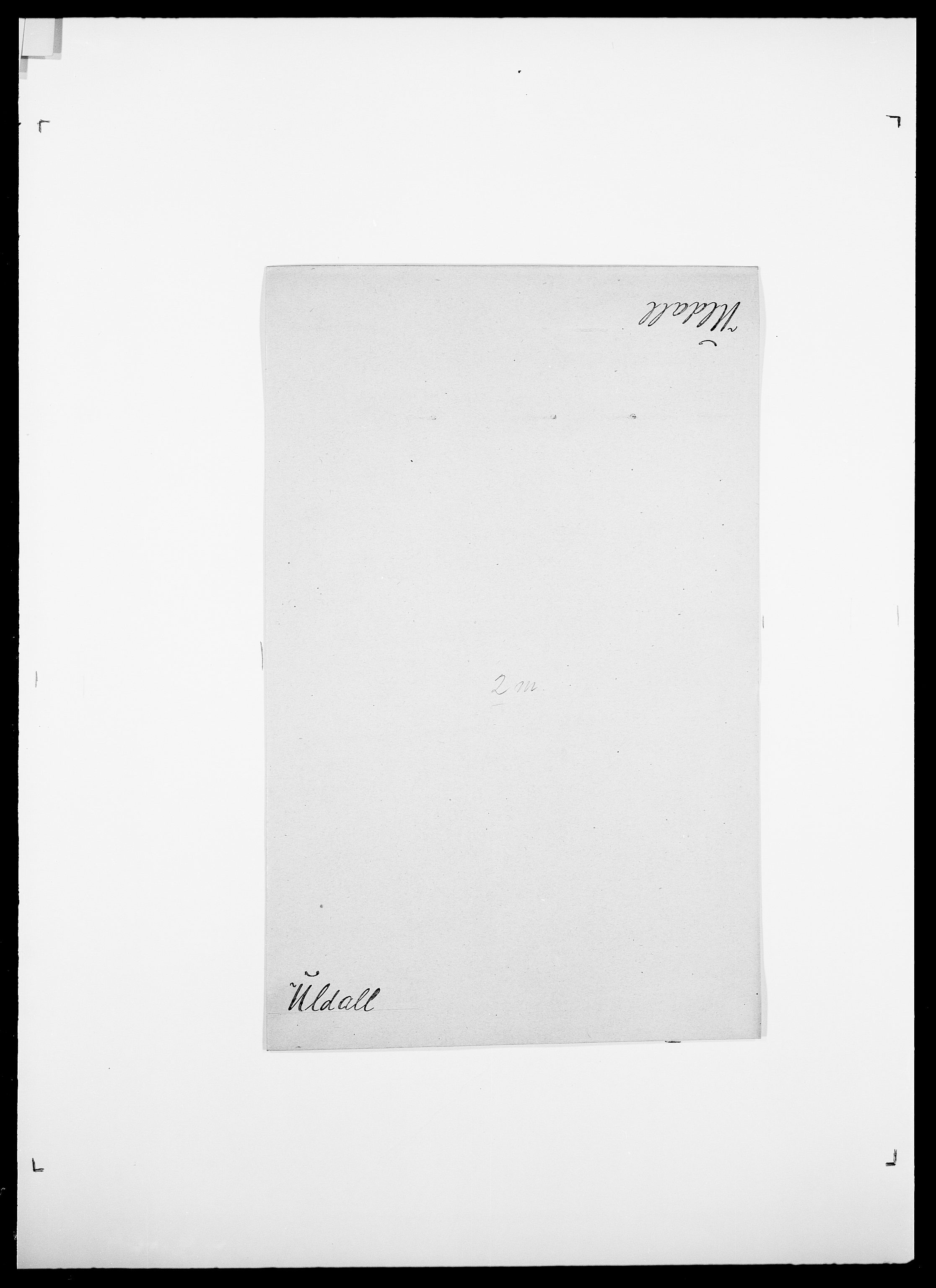 SAO, Delgobe, Charles Antoine - samling, D/Da/L0039: Thorsen - Urup, s. 652