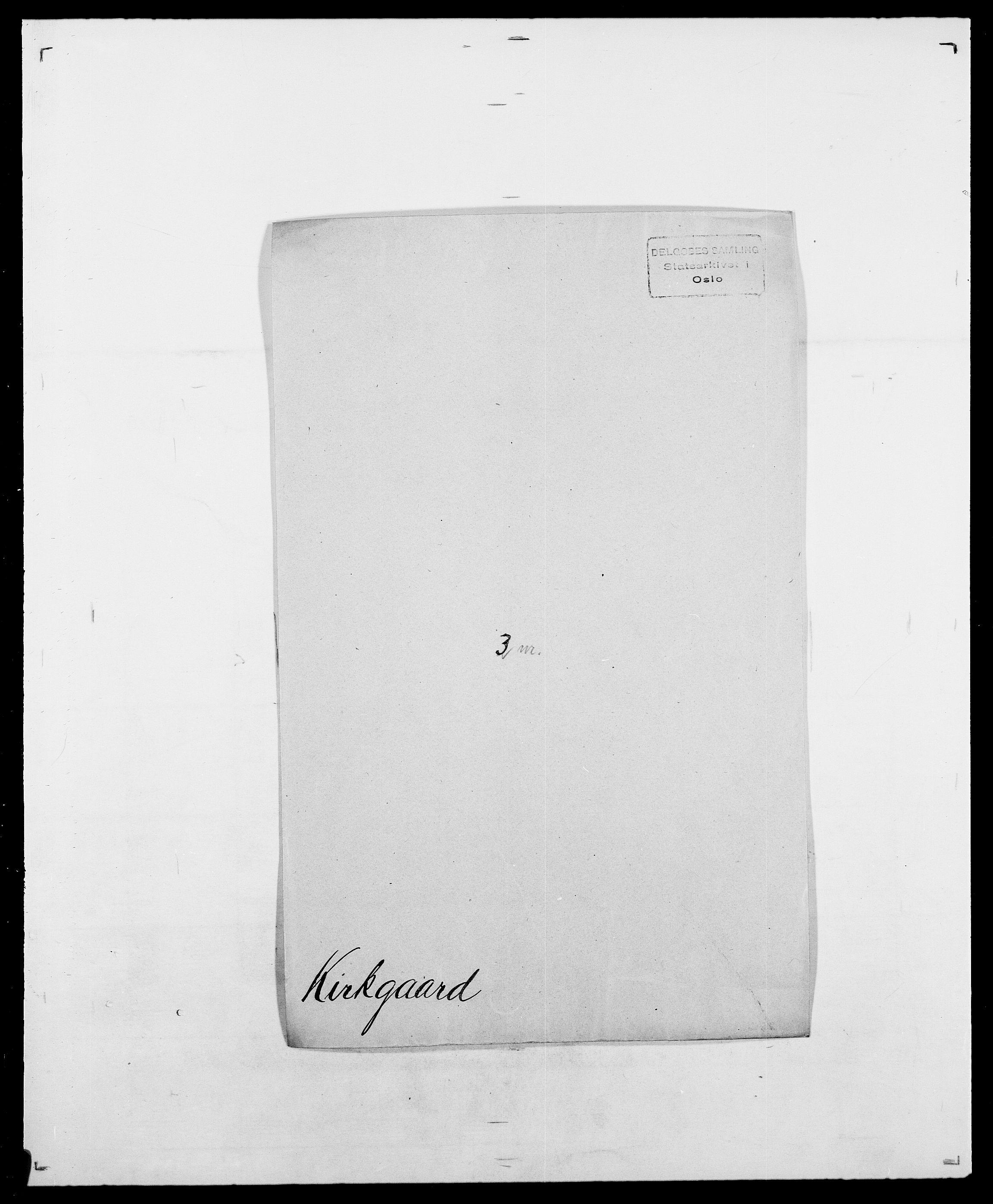 SAO, Delgobe, Charles Antoine - samling, D/Da/L0020: Irgens - Kjøsterud, s. 648