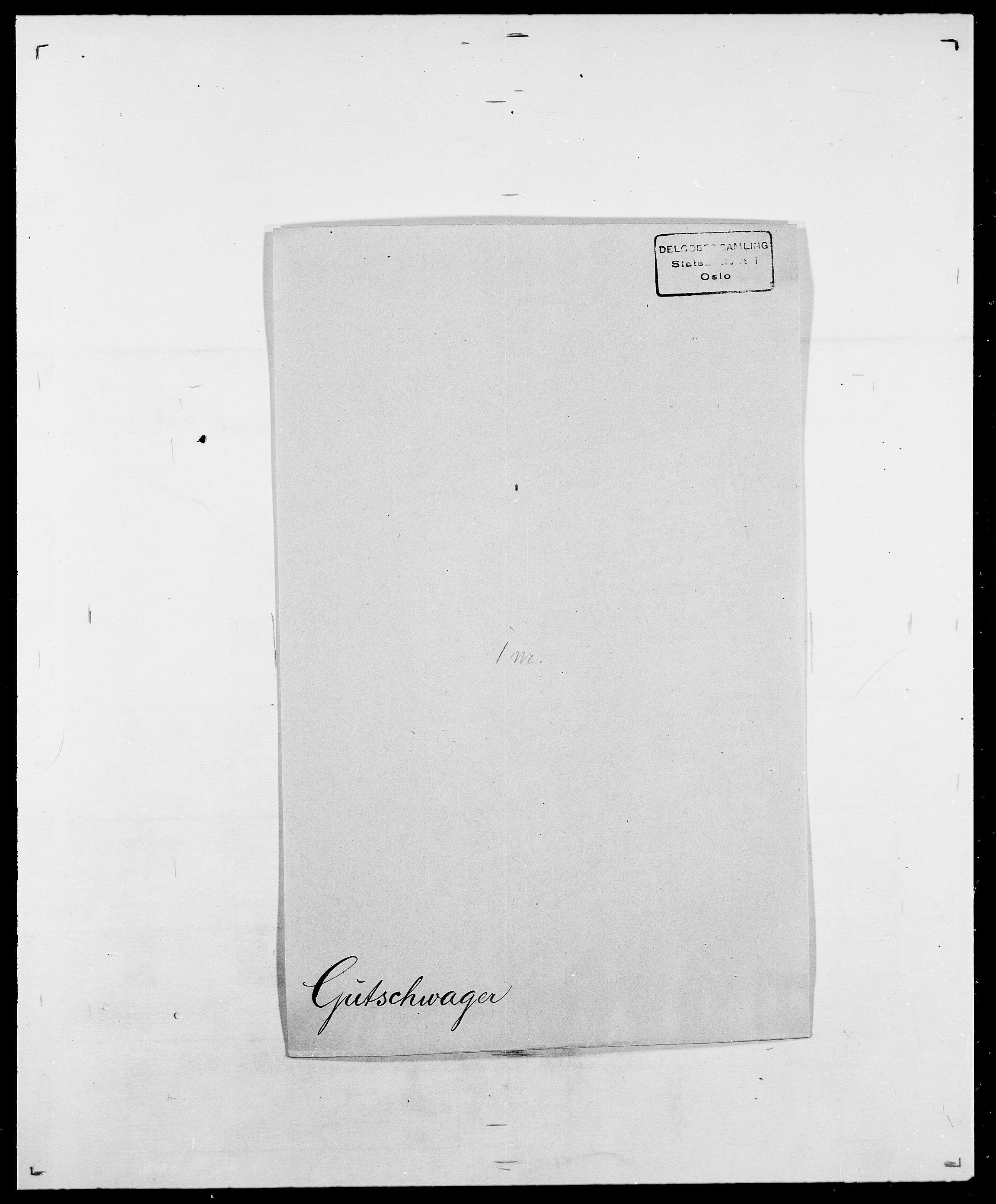 SAO, Delgobe, Charles Antoine - samling, D/Da/L0015: Grodtshilling - Halvorsæth, s. 466