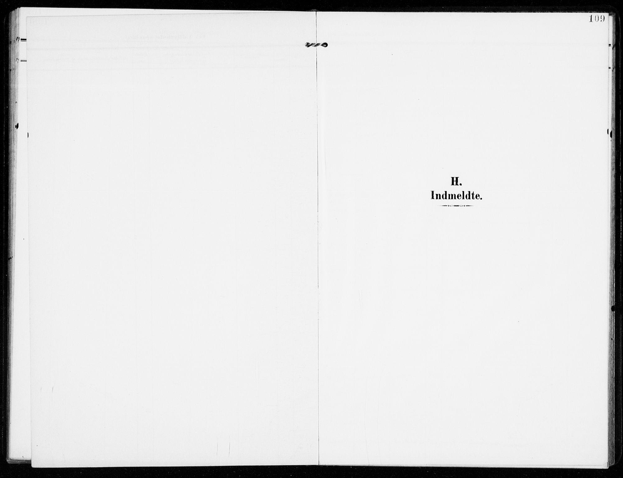 SAKO, Sandar kirkebøker, F/Fa/L0019: Ministerialbok nr. 19, 1908-1914, s. 109