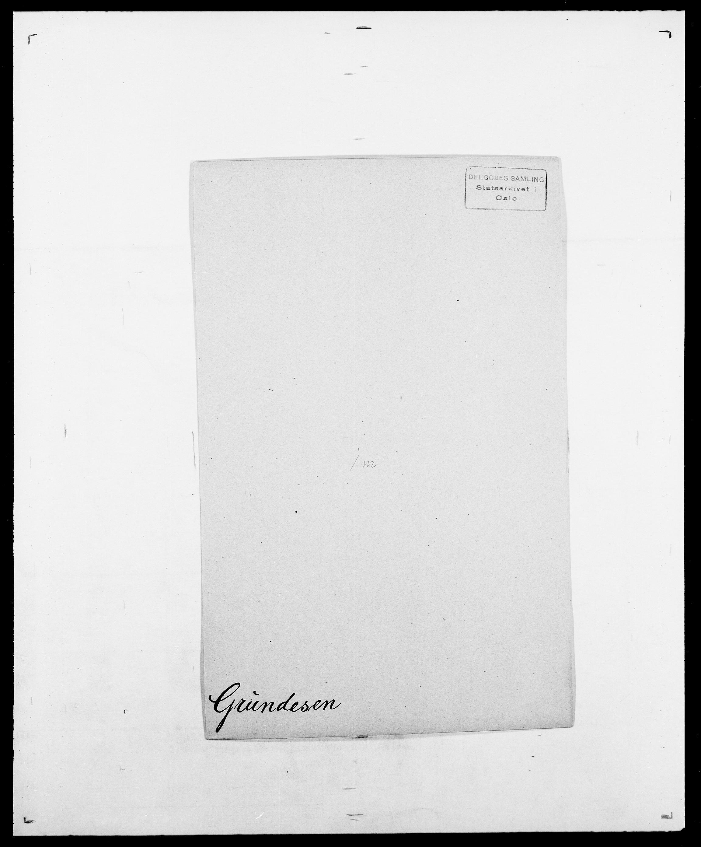 SAO, Delgobe, Charles Antoine - samling, D/Da/L0015: Grodtshilling - Halvorsæth, s. 74