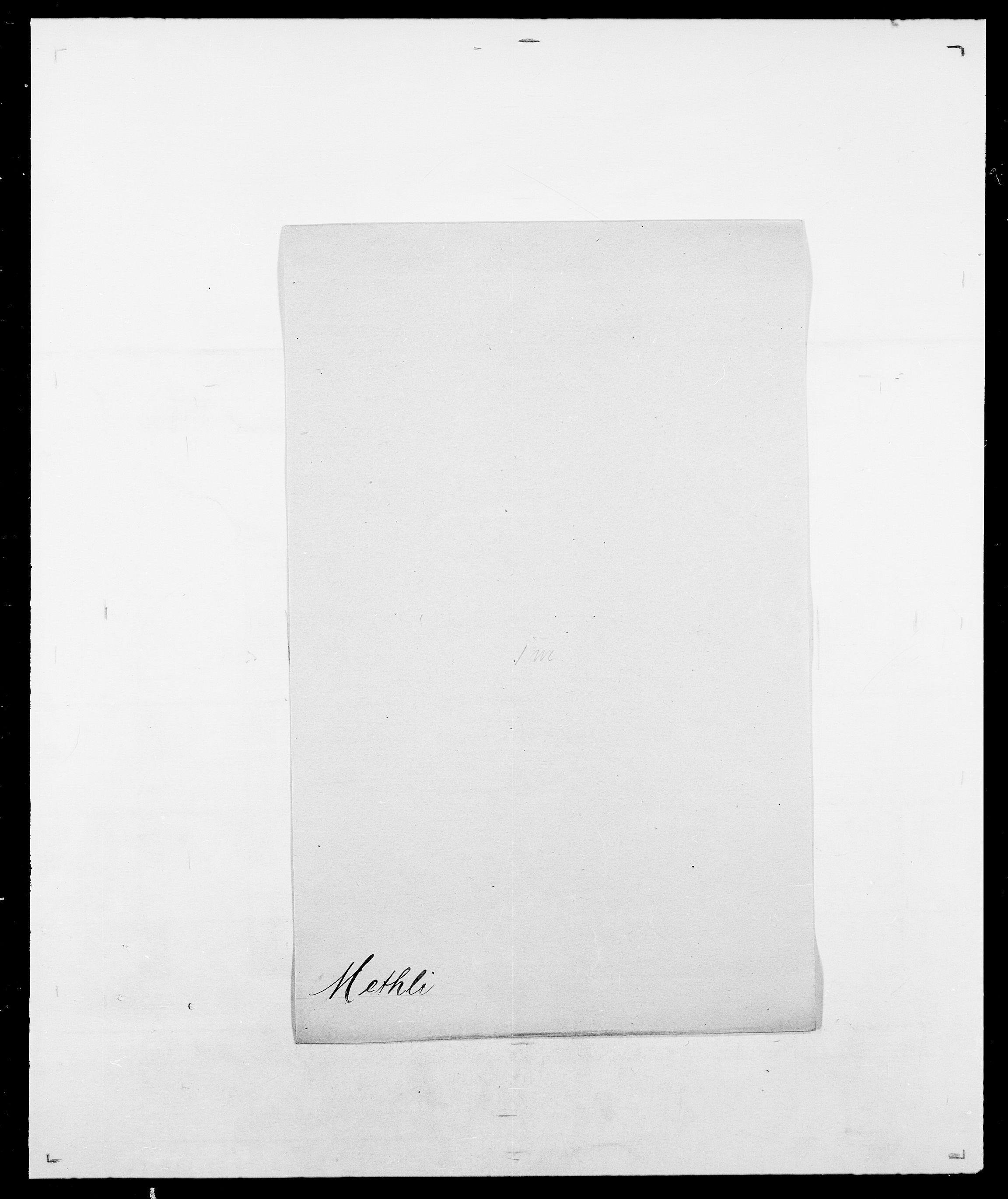 SAO, Delgobe, Charles Antoine - samling, D/Da/L0026: Mechelby - Montoppidan, s. 357