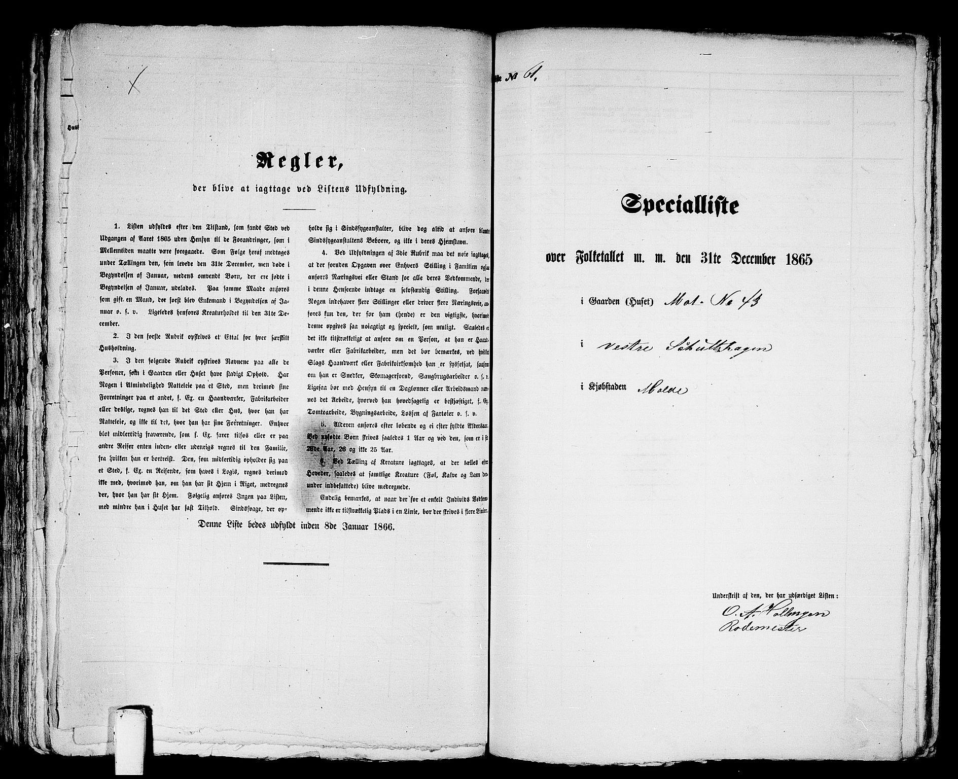 RA, Folketelling 1865 for 1502P Molde prestegjeld, 1865, s. 132