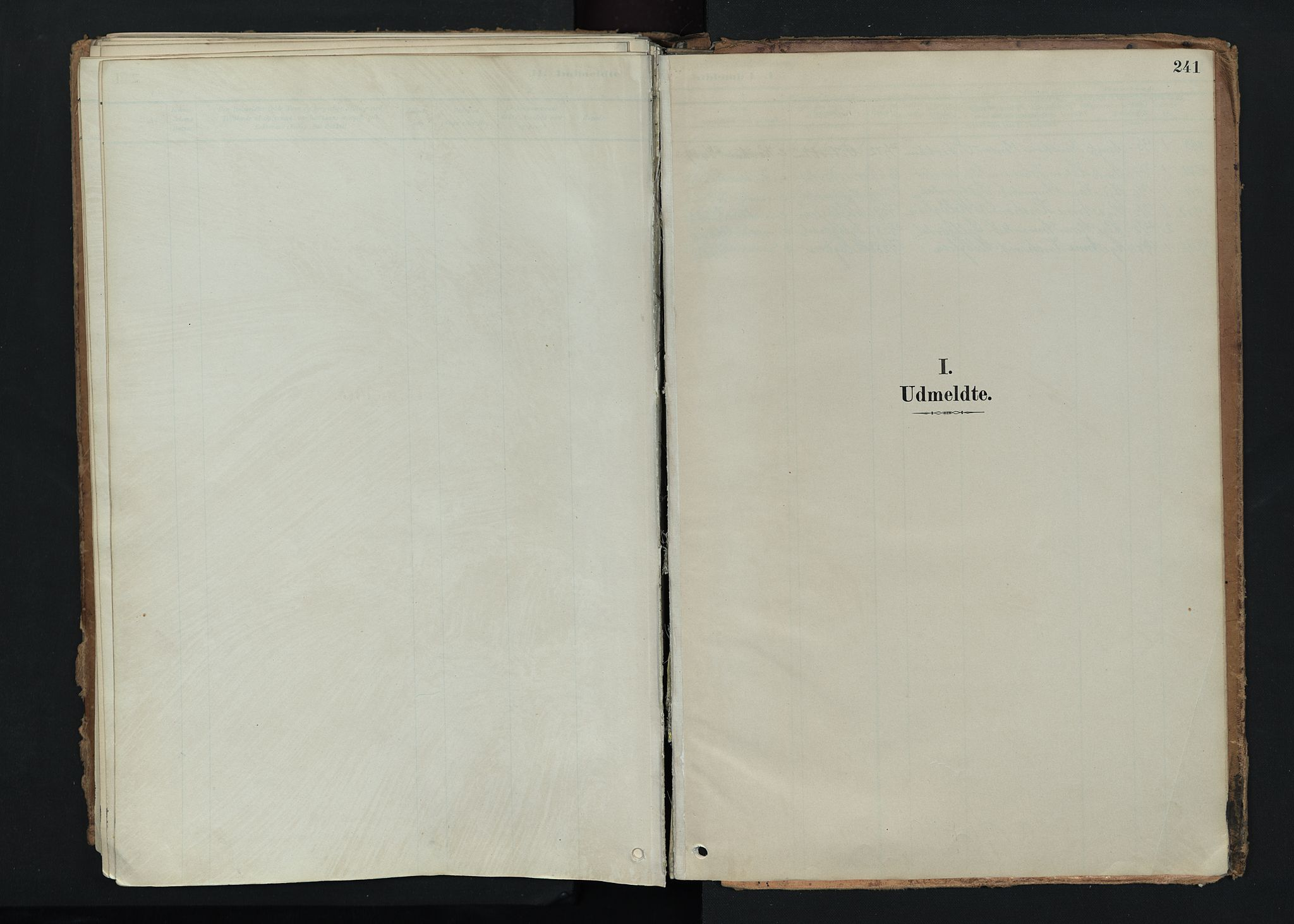 SAH, Nord-Fron prestekontor, Ministerialbok nr. 5, 1884-1914, s. 241