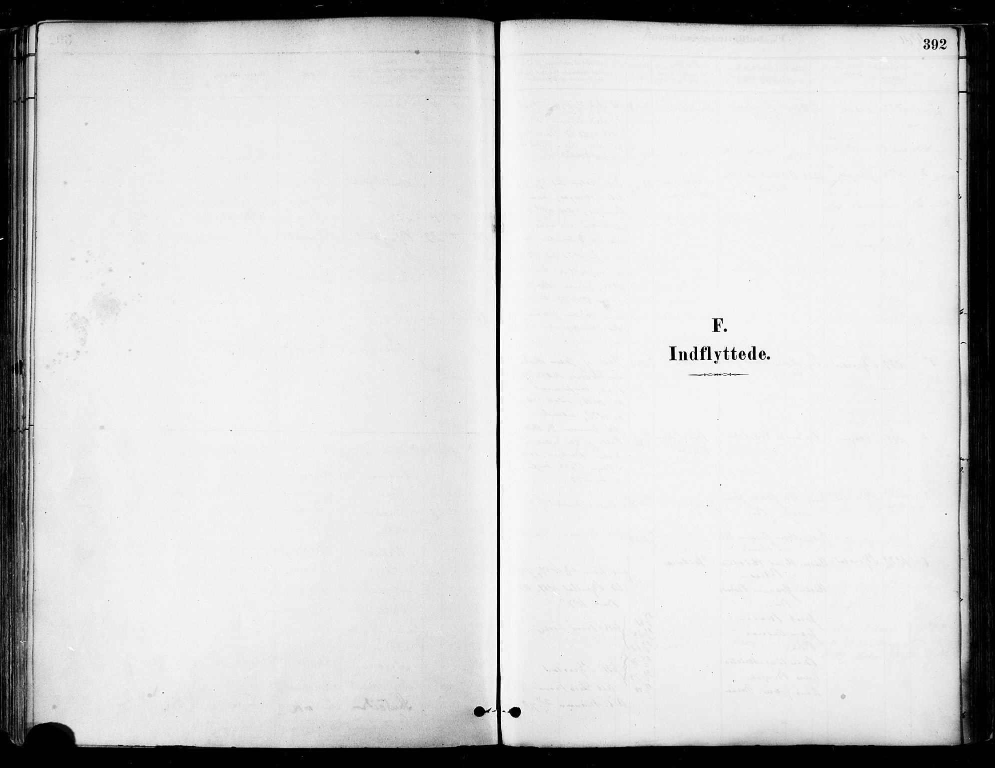 SAT, Ministerialprotokoller, klokkerbøker og fødselsregistre - Nordland, 802/L0054: Ministerialbok nr. 802A01, 1879-1893, s. 392