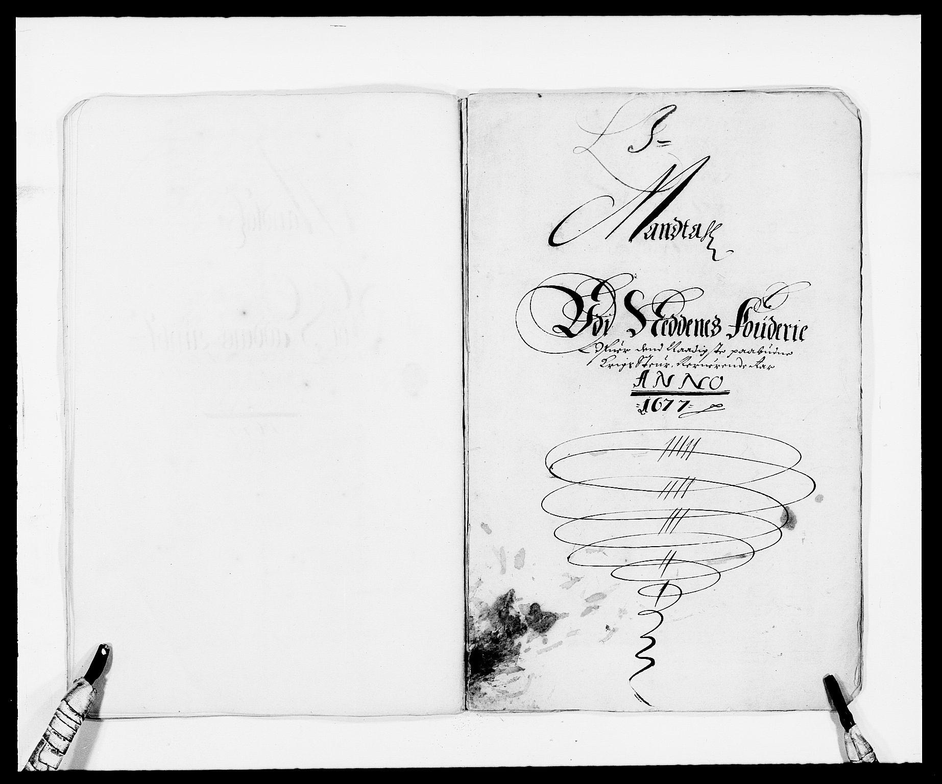 RA, Rentekammeret inntil 1814, Reviderte regnskaper, Fogderegnskap, R39/L2302: Fogderegnskap Nedenes, 1677-1678, s. 170