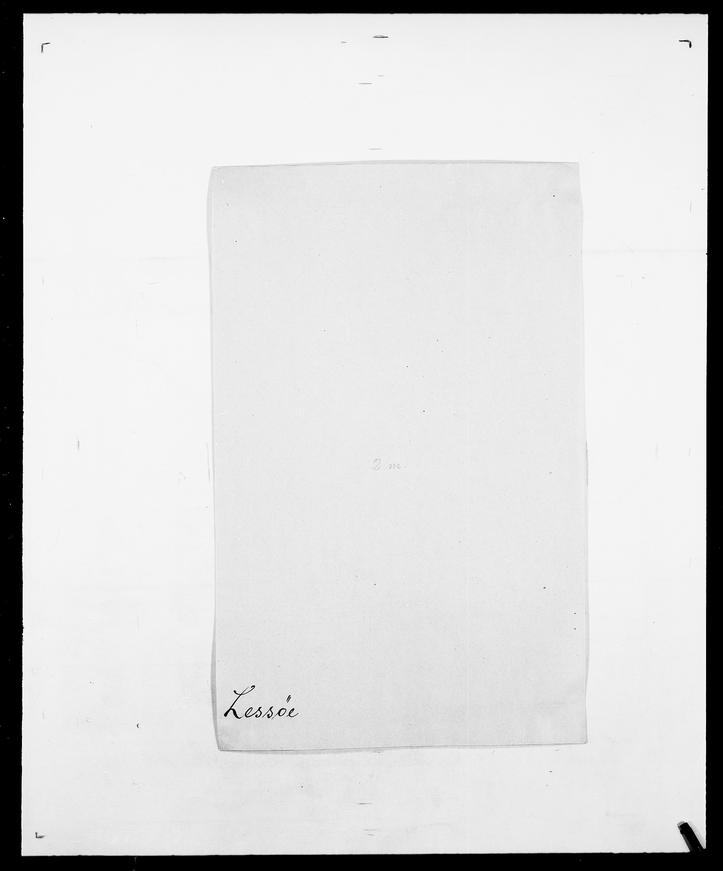 SAO, Delgobe, Charles Antoine - samling, D/Da/L0023: Lau - Lirvyn, s. 257