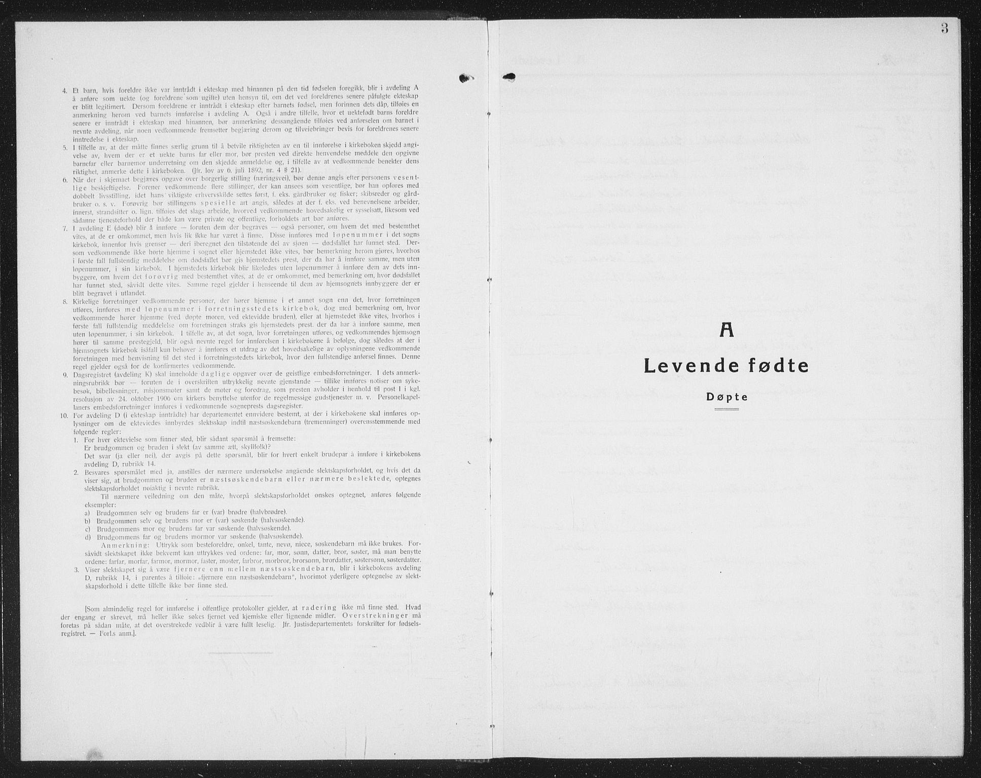 SAT, Ministerialprotokoller, klokkerbøker og fødselsregistre - Nord-Trøndelag, 780/L0654: Klokkerbok nr. 780C06, 1928-1942, s. 3
