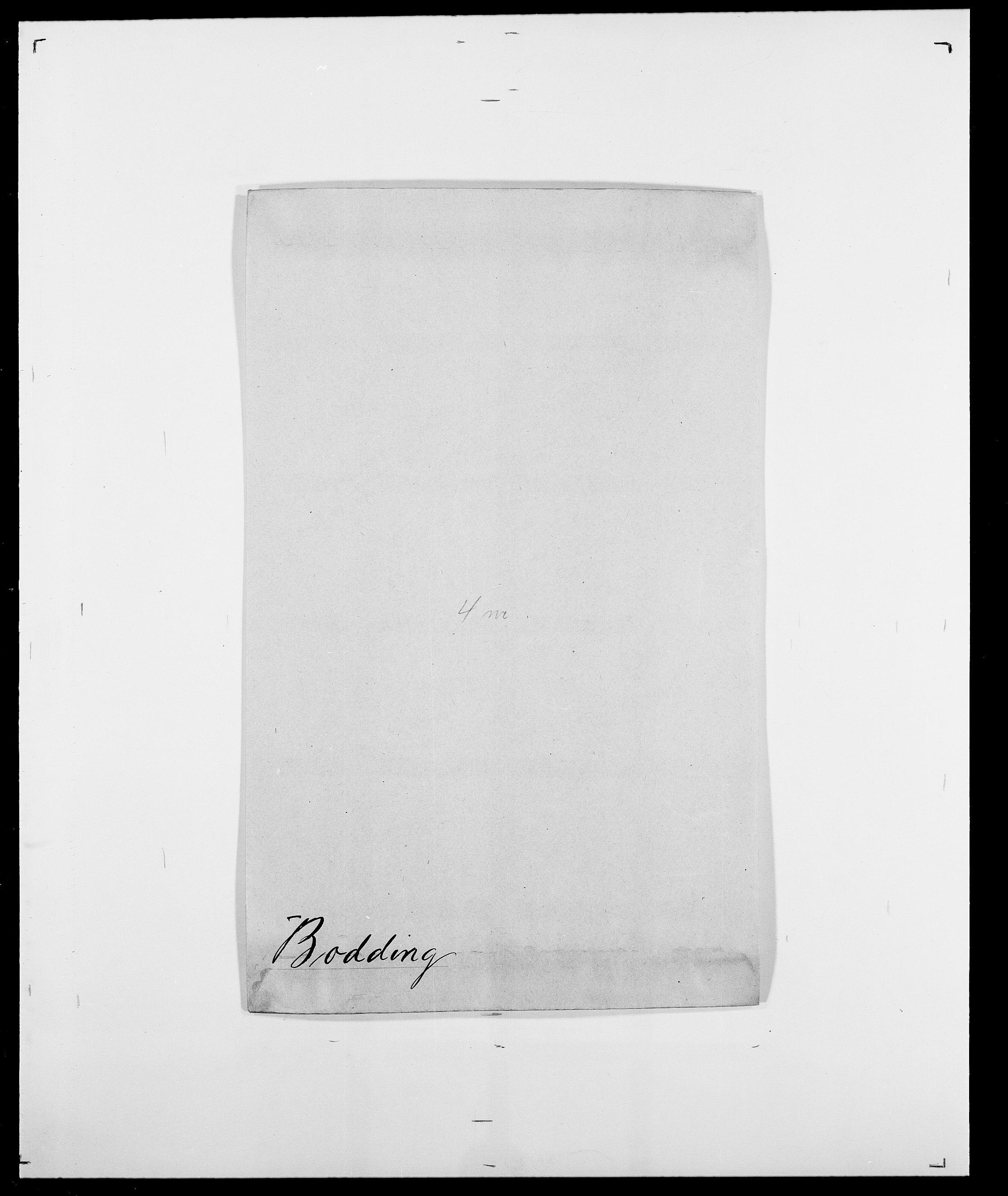 SAO, Delgobe, Charles Antoine - samling, D/Da/L0005: Boalth - Brahm, s. 23