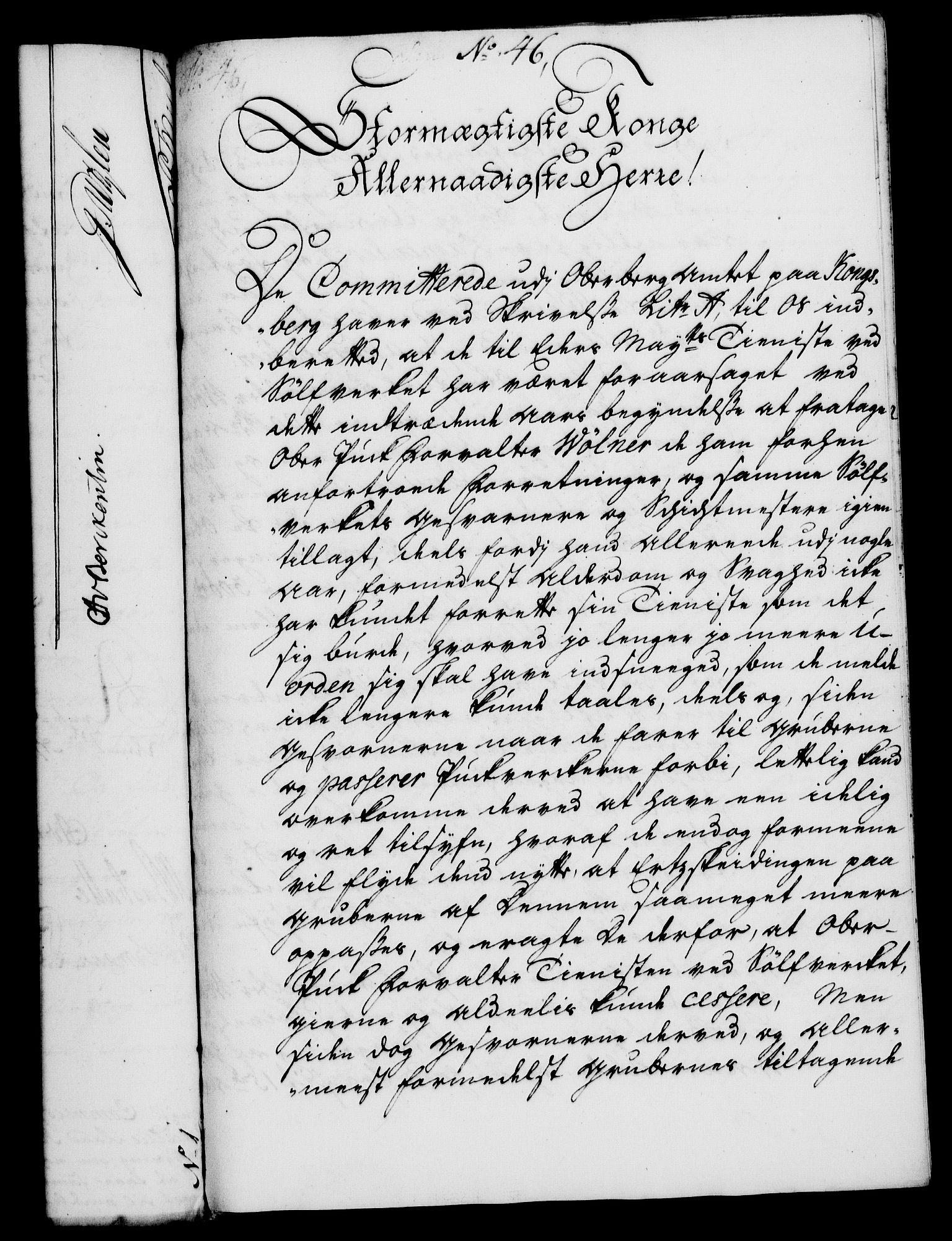 RA, Rentekammeret, Kammerkanselliet, G/Gf/Gfa/L0025: Norsk relasjons- og resolusjonsprotokoll (merket RK 52.25), 1742, s. 293