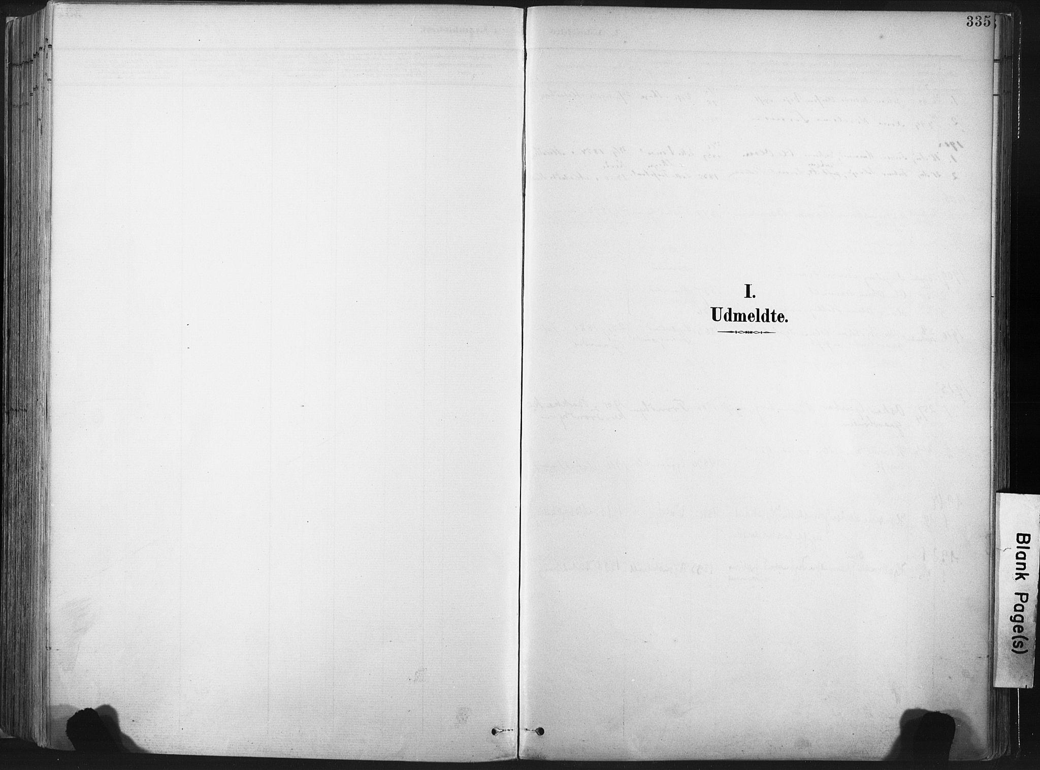 SAT, Ministerialprotokoller, klokkerbøker og fødselsregistre - Nord-Trøndelag, 717/L0162: Ministerialbok nr. 717A12, 1898-1923, s. 335