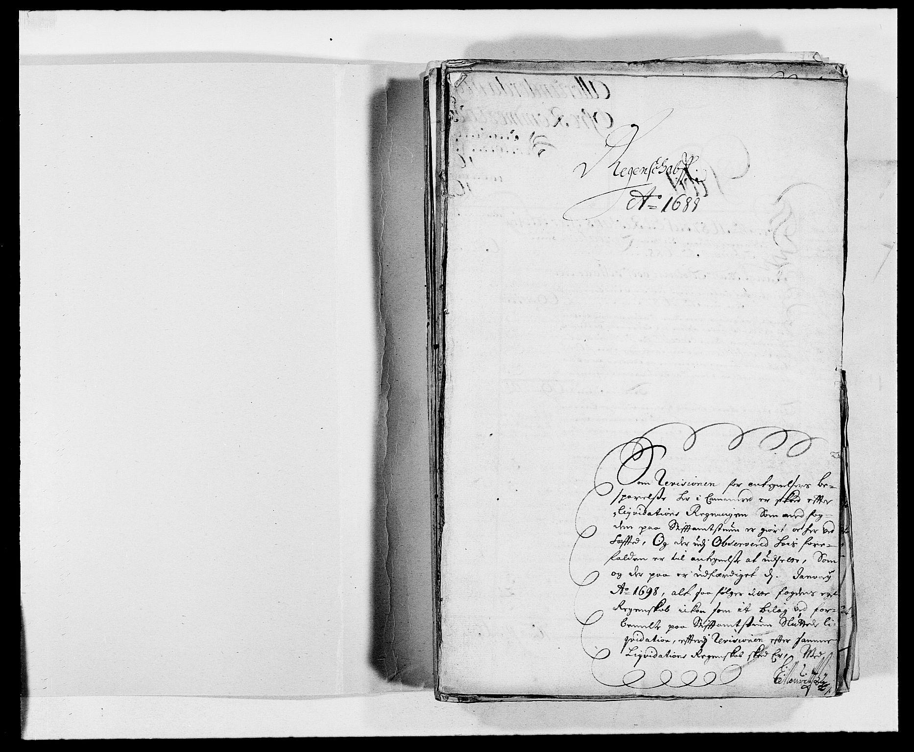 RA, Rentekammeret inntil 1814, Reviderte regnskaper, Fogderegnskap, R12/L0700: Fogderegnskap Øvre Romerike, 1687-1688, s. 235
