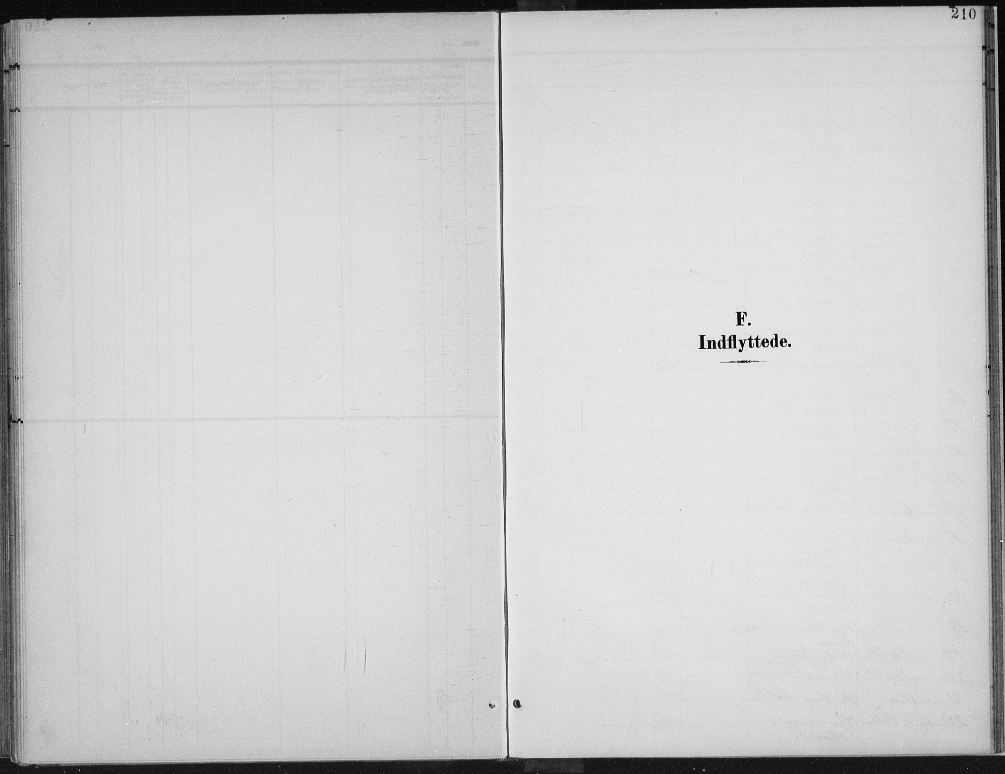 SAH, Vardal prestekontor, H/Ha/Haa/L0013: Ministerialbok nr. 13, 1901-1911, s. 210