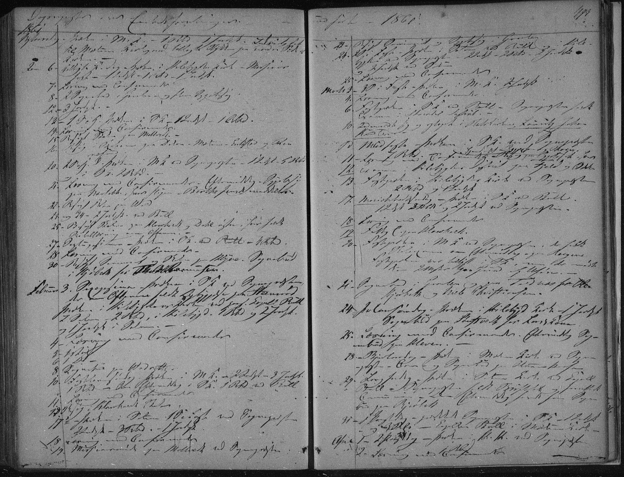 SAKO, Solum kirkebøker, F/Fa/L0007: Ministerialbok nr. I 7, 1856-1864, s. 493
