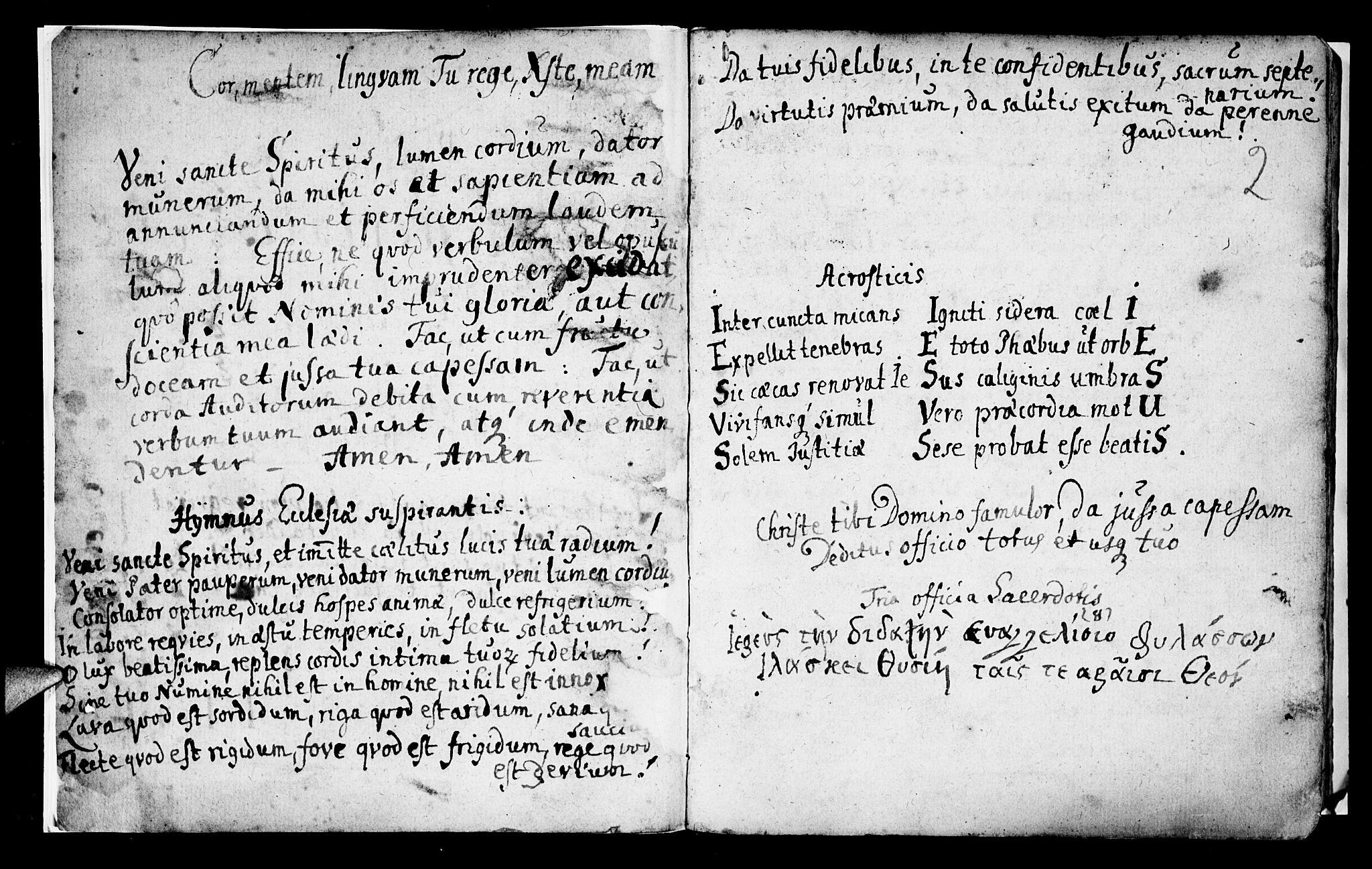 SAB, Leikanger Sokneprestembete, Ministerialbok nr. A 2, 1735-1756, s. 2