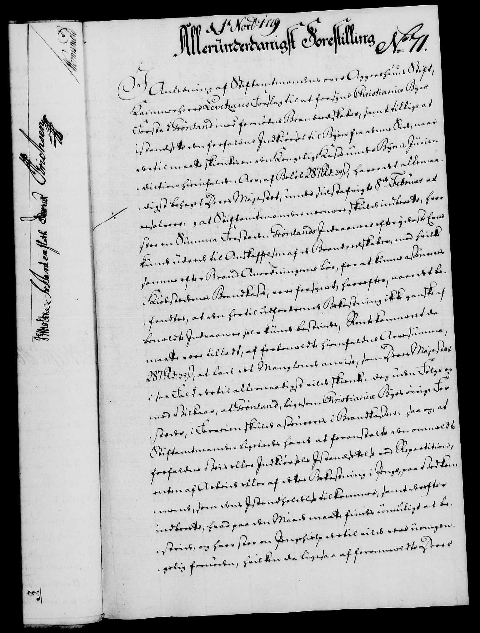 RA, Rentekammeret, Kammerkanselliet, G/Gf/Gfa/L0061: Norsk relasjons- og resolusjonsprotokoll (merket RK 52.61), 1779, s. 514