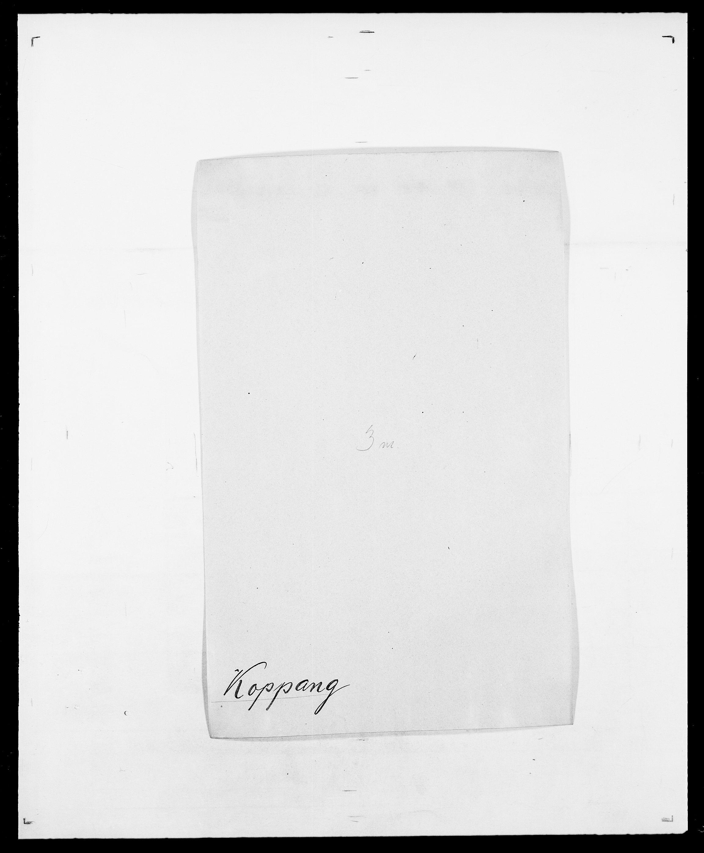 SAO, Delgobe, Charles Antoine - samling, D/Da/L0021: Klagenberg - Kristoft, s. 546