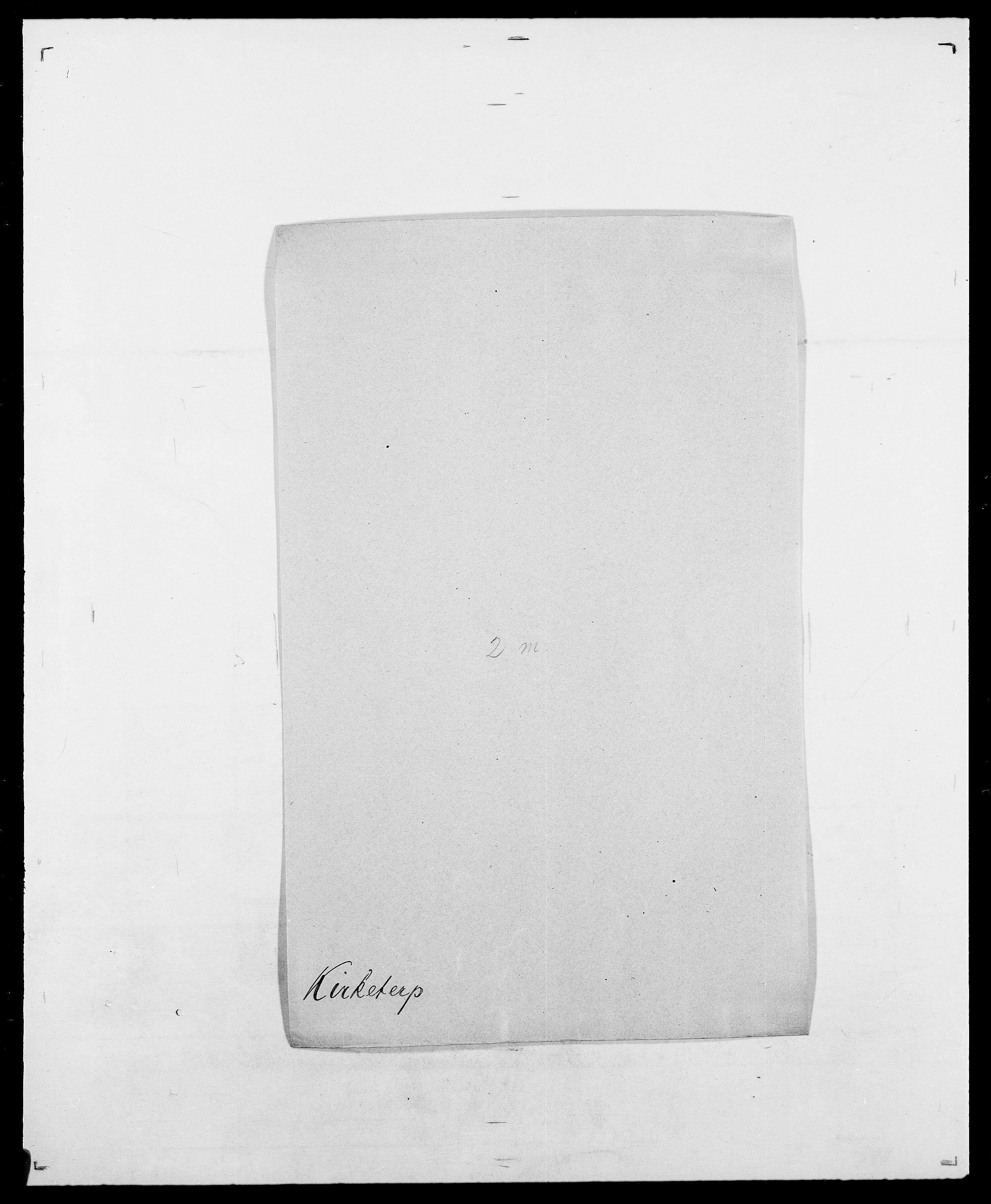 SAO, Delgobe, Charles Antoine - samling, D/Da/L0020: Irgens - Kjøsterud, s. 645