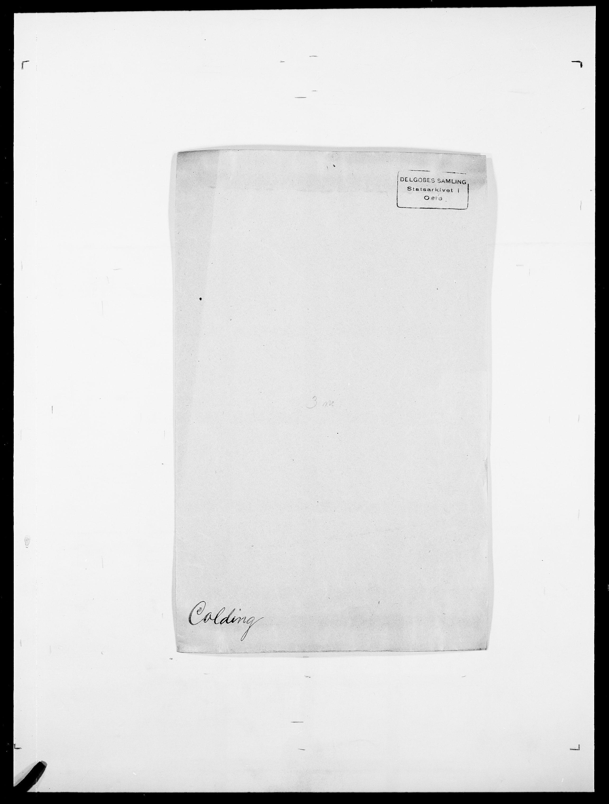 SAO, Delgobe, Charles Antoine - samling, D/Da/L0008: Capjon - Dagenbolt, s. 459