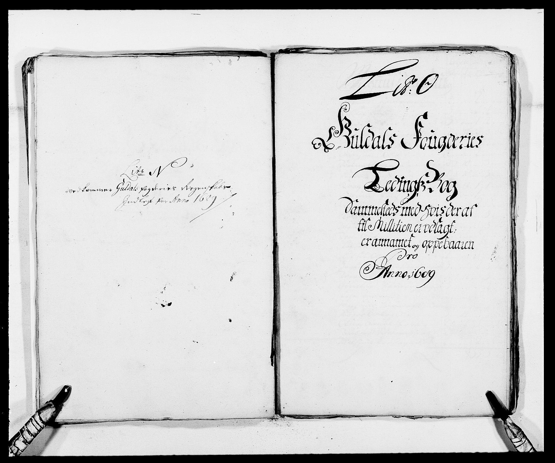 RA, Rentekammeret inntil 1814, Reviderte regnskaper, Fogderegnskap, R59/L3940: Fogderegnskap Gauldal, 1689-1690, s. 134