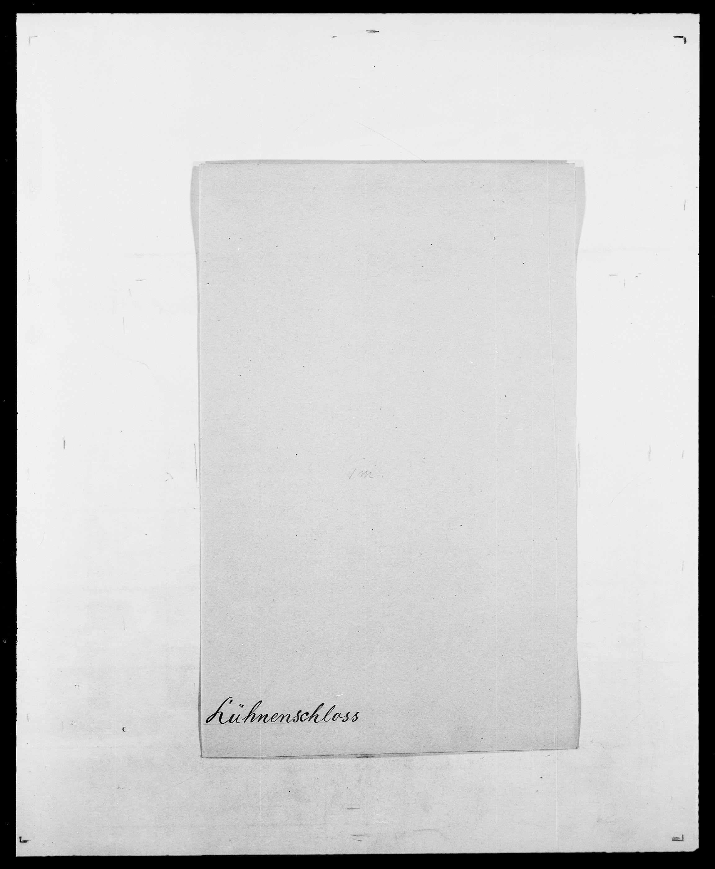 SAO, Delgobe, Charles Antoine - samling, D/Da/L0024: Lobech - Lærum, s. 708