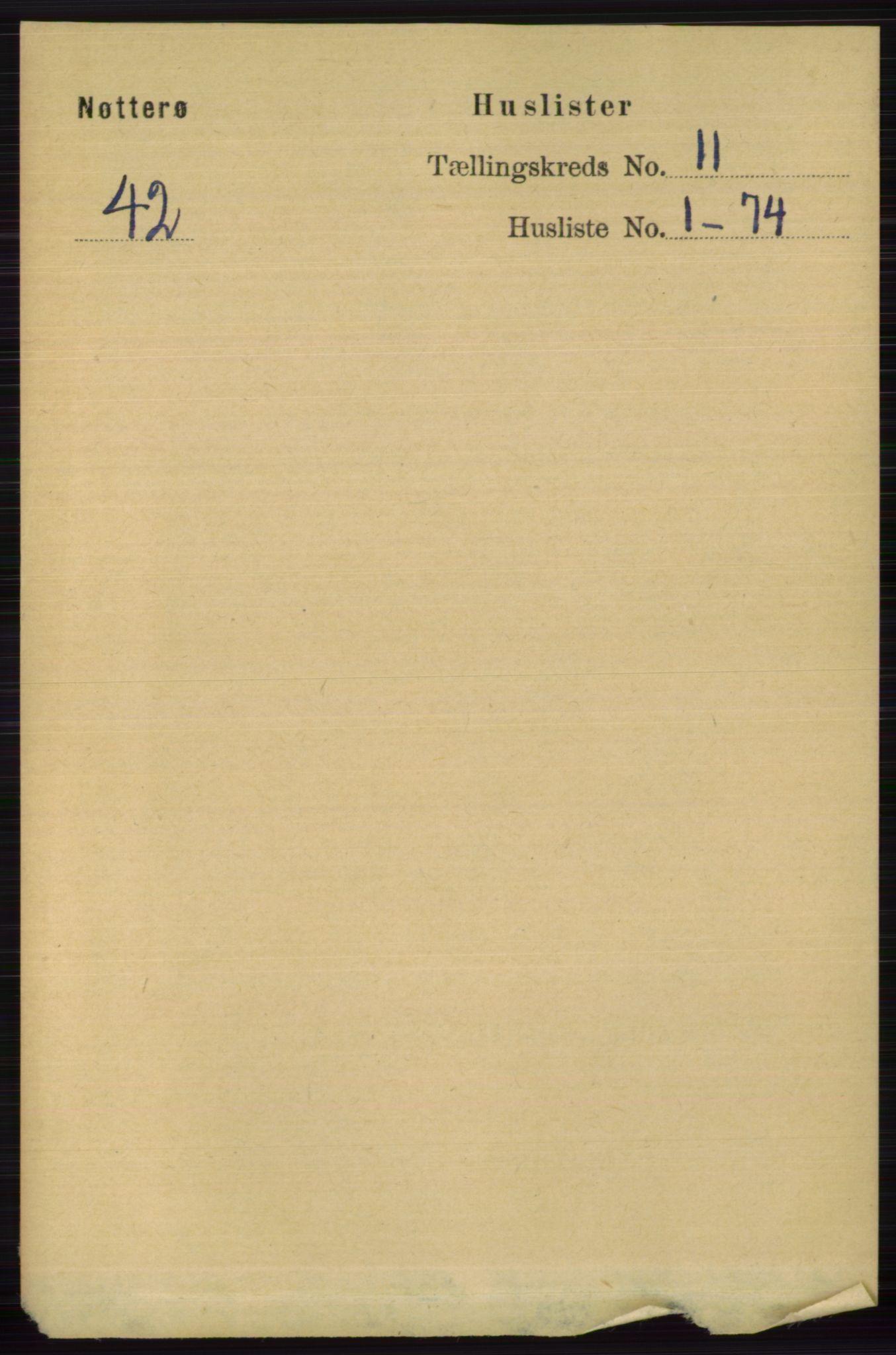 RA, Folketelling 1891 for 0722 Nøtterøy herred, 1891, s. 5736