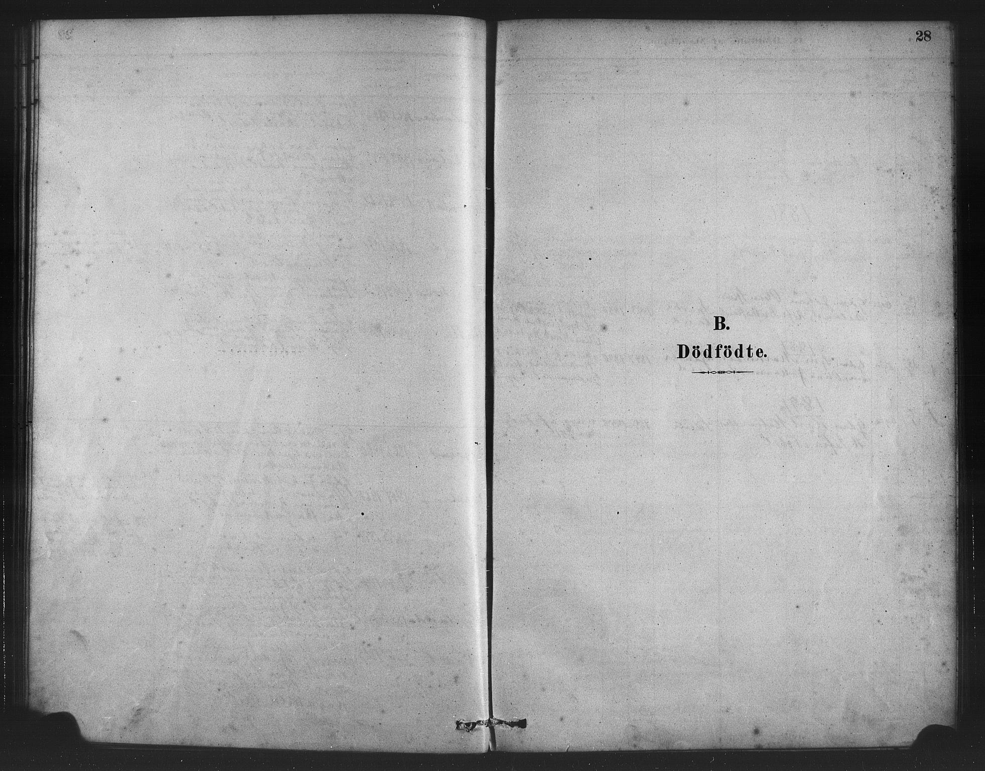 SAB, Alversund Sokneprestembete, H/Ha/Haa/Haad/L0001: Ministerialbok nr. D 1, 1880-1898, s. 28