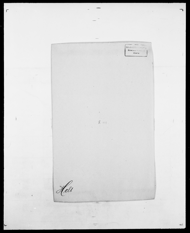 SAO, Delgobe, Charles Antoine - samling, D/Da/L0017: Helander - Hjørne, s. 112