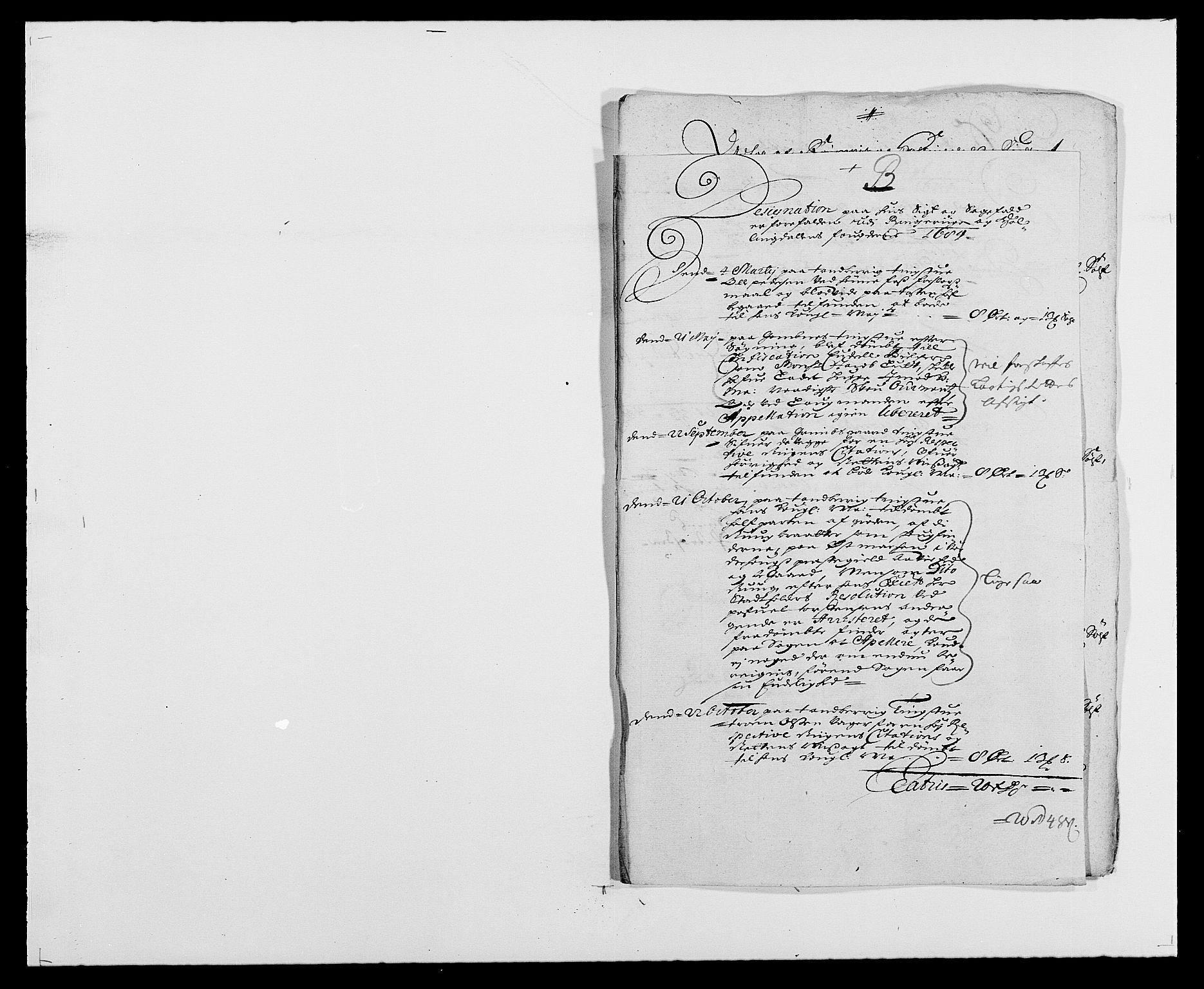 RA, Rentekammeret inntil 1814, Reviderte regnskaper, Fogderegnskap, R21/L1446: Fogderegnskap Ringerike og Hallingdal, 1683-1686, s. 199