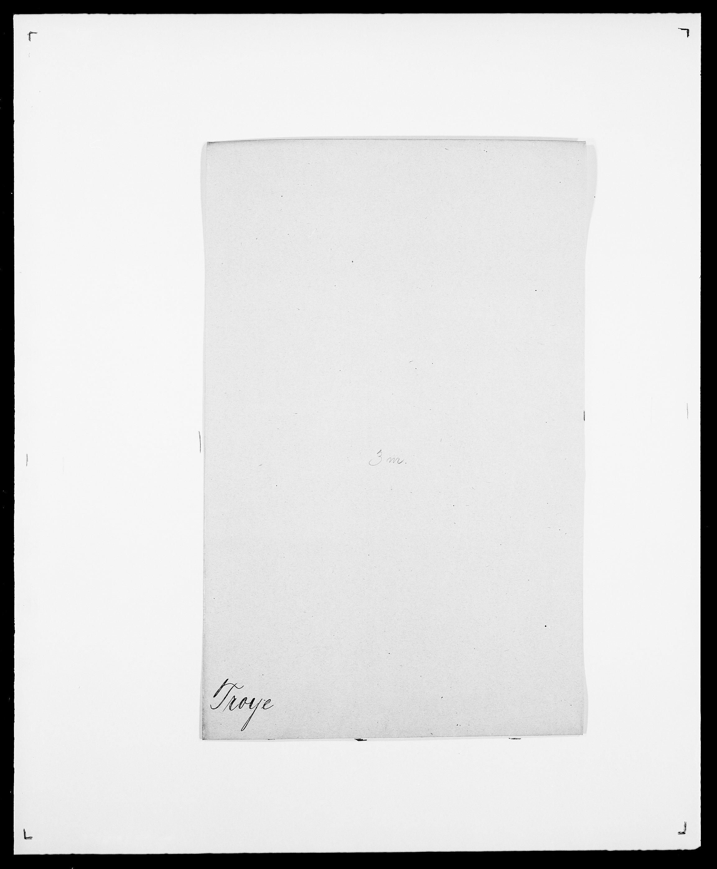 SAO, Delgobe, Charles Antoine - samling, D/Da/L0039: Thorsen - Urup, s. 394