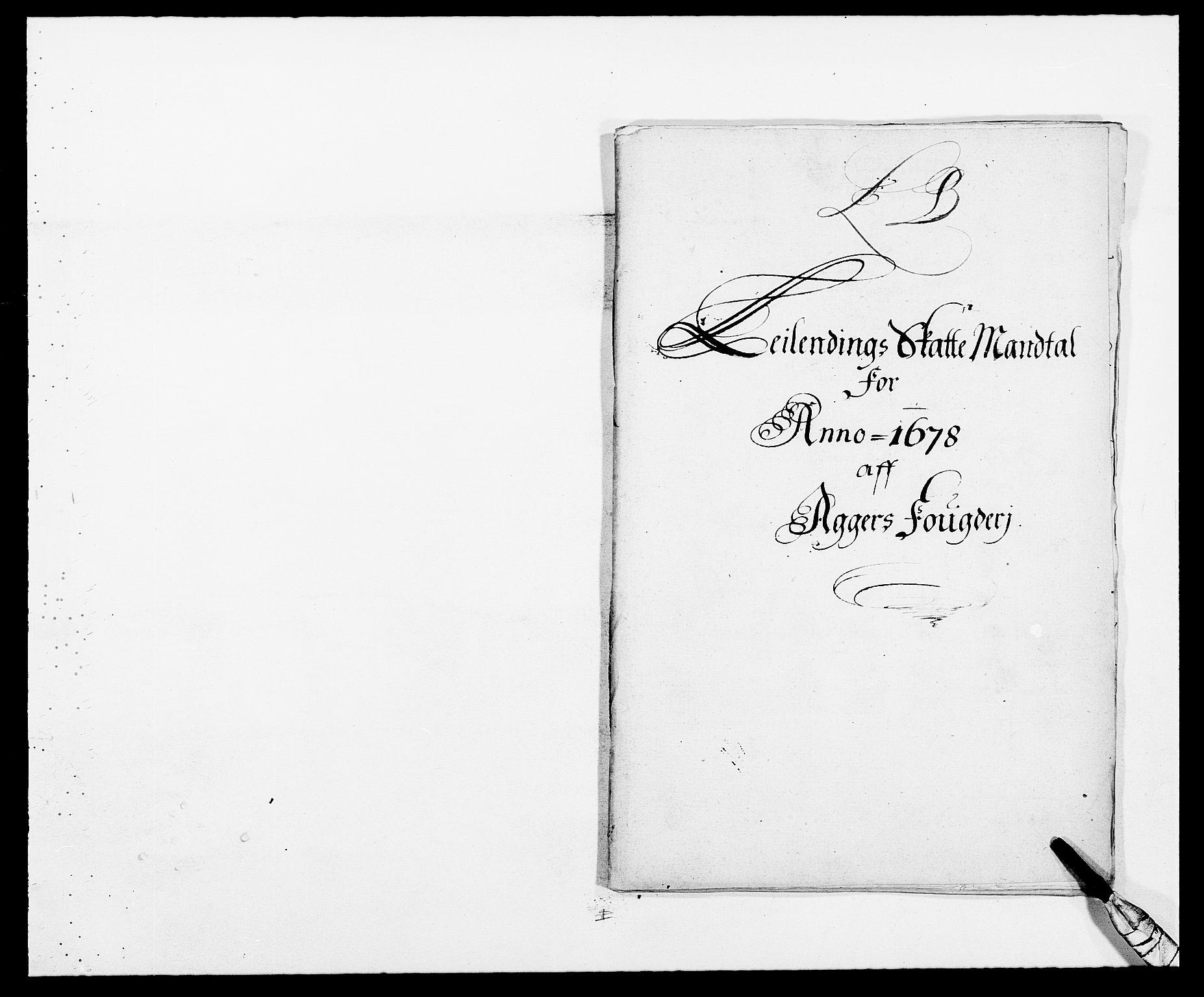 RA, Rentekammeret inntil 1814, Reviderte regnskaper, Fogderegnskap, R08/L0416: Fogderegnskap Aker, 1678-1681, s. 201