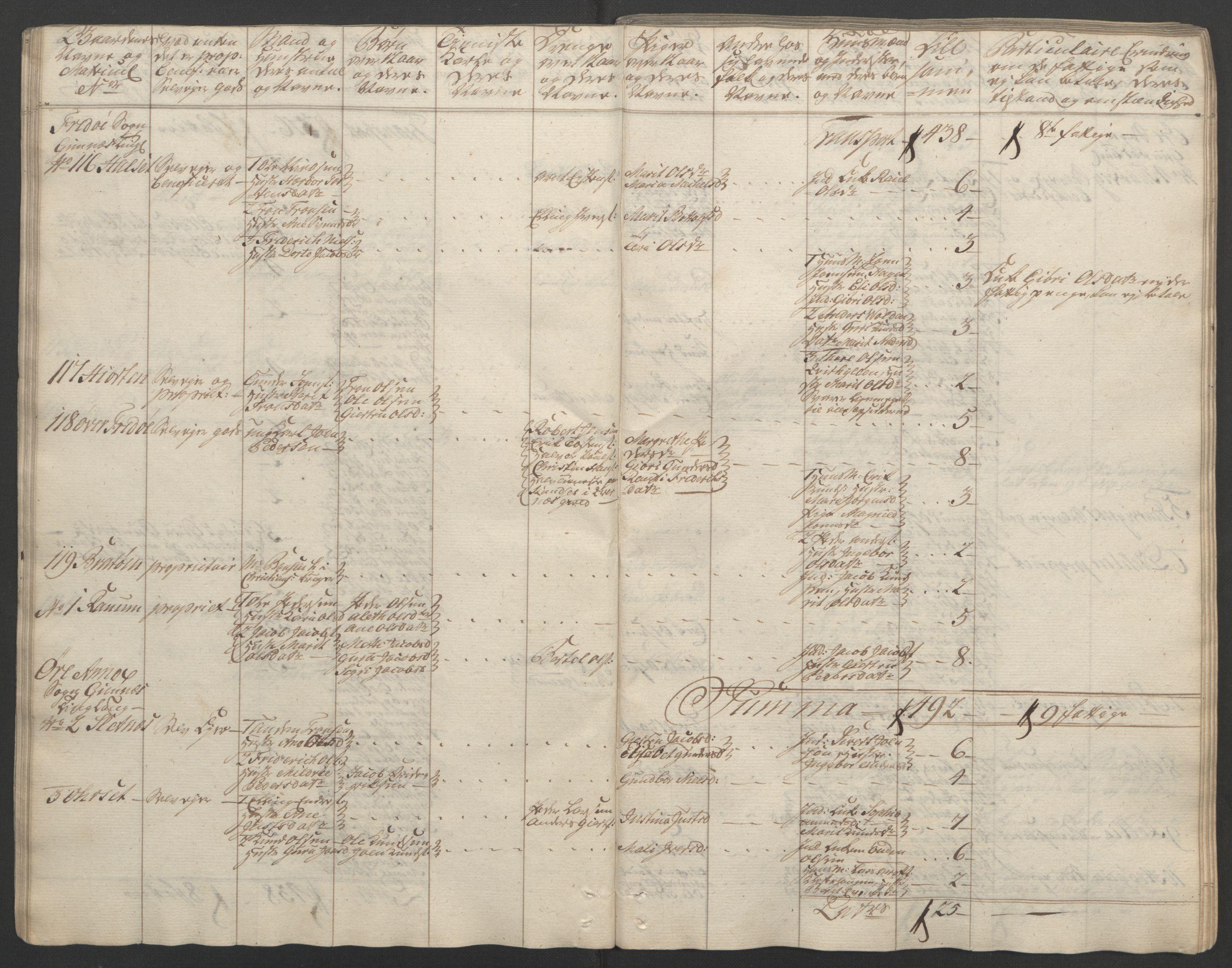 RA, Rentekammeret inntil 1814, Reviderte regnskaper, Fogderegnskap, R56/L3841: Ekstraskatten Nordmøre, 1762-1763, s. 45