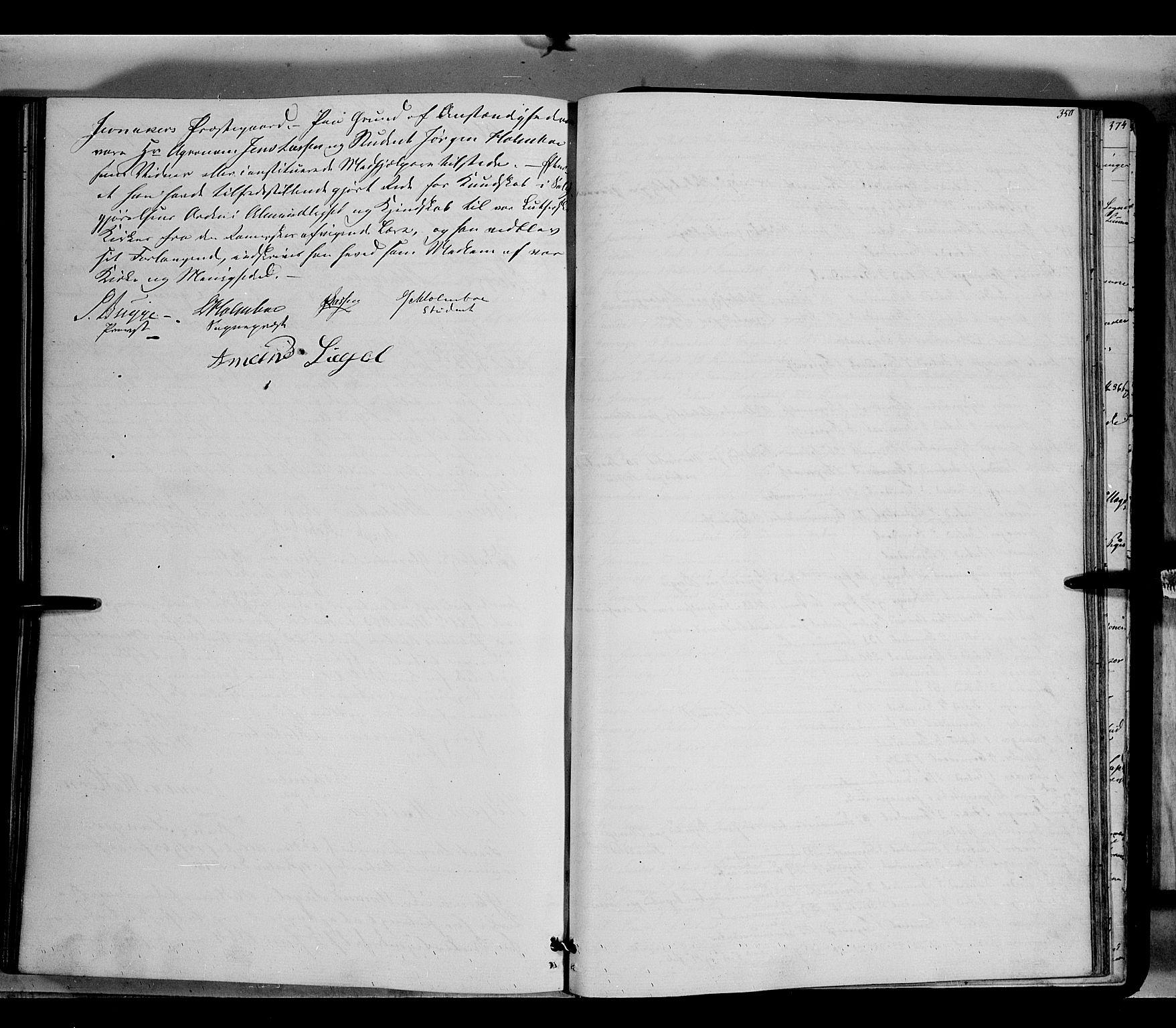 SAH, Jevnaker prestekontor, Ministerialbok nr. 7, 1858-1876, s. 350