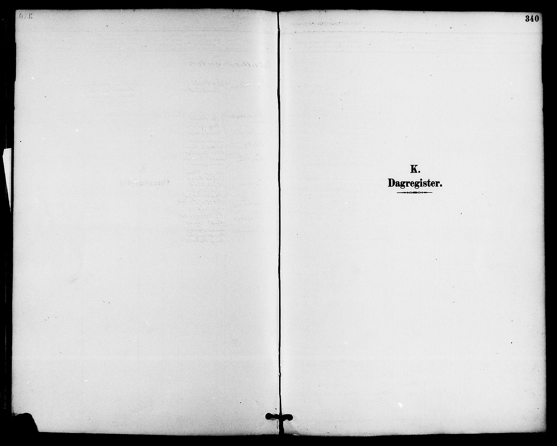 SAKO, Gjerpen kirkebøker, F/Fa/L0010: Ministerialbok nr. 10, 1886-1895, s. 340