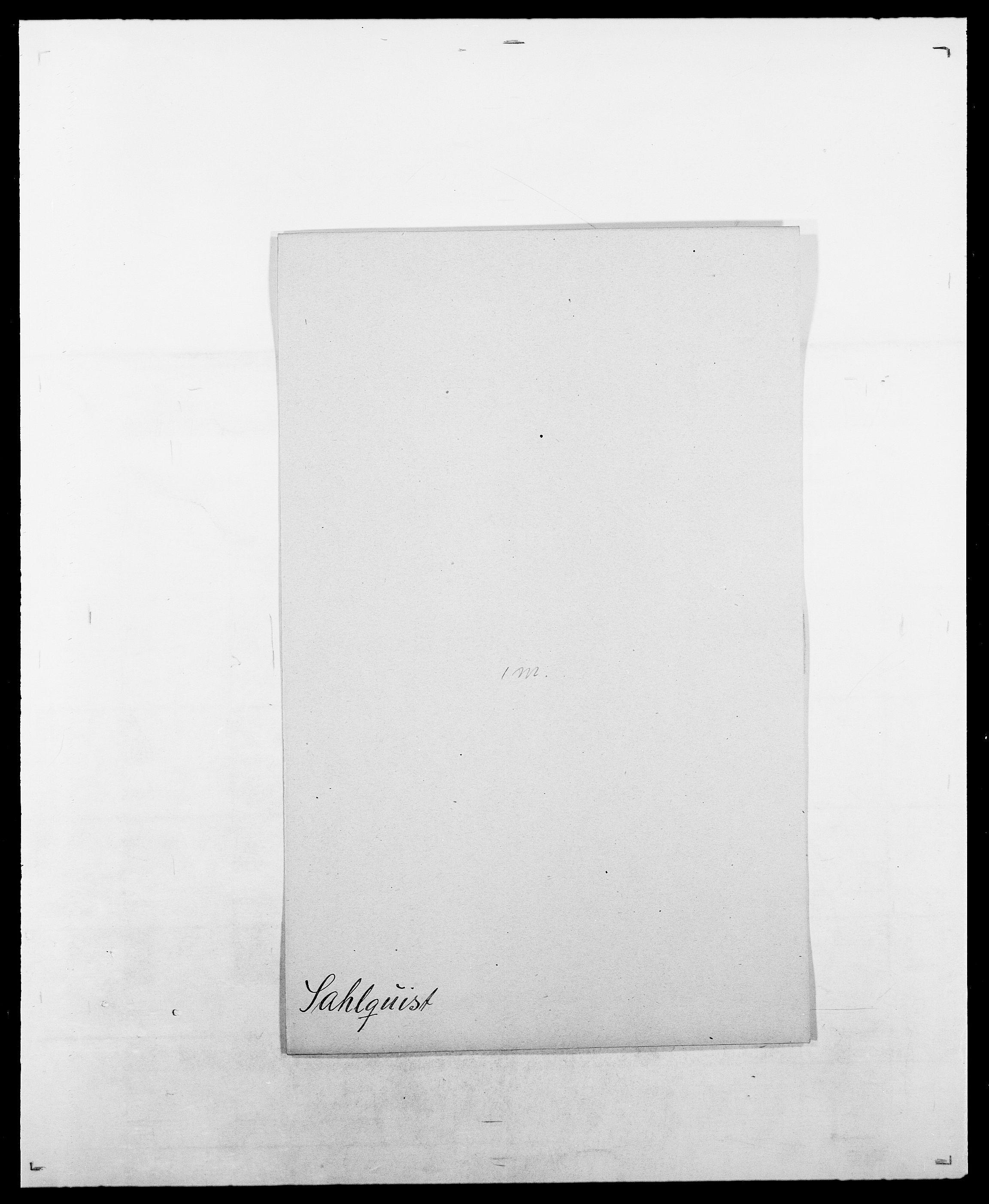 SAO, Delgobe, Charles Antoine - samling, D/Da/L0034: Saabye - Schmincke, s. 47