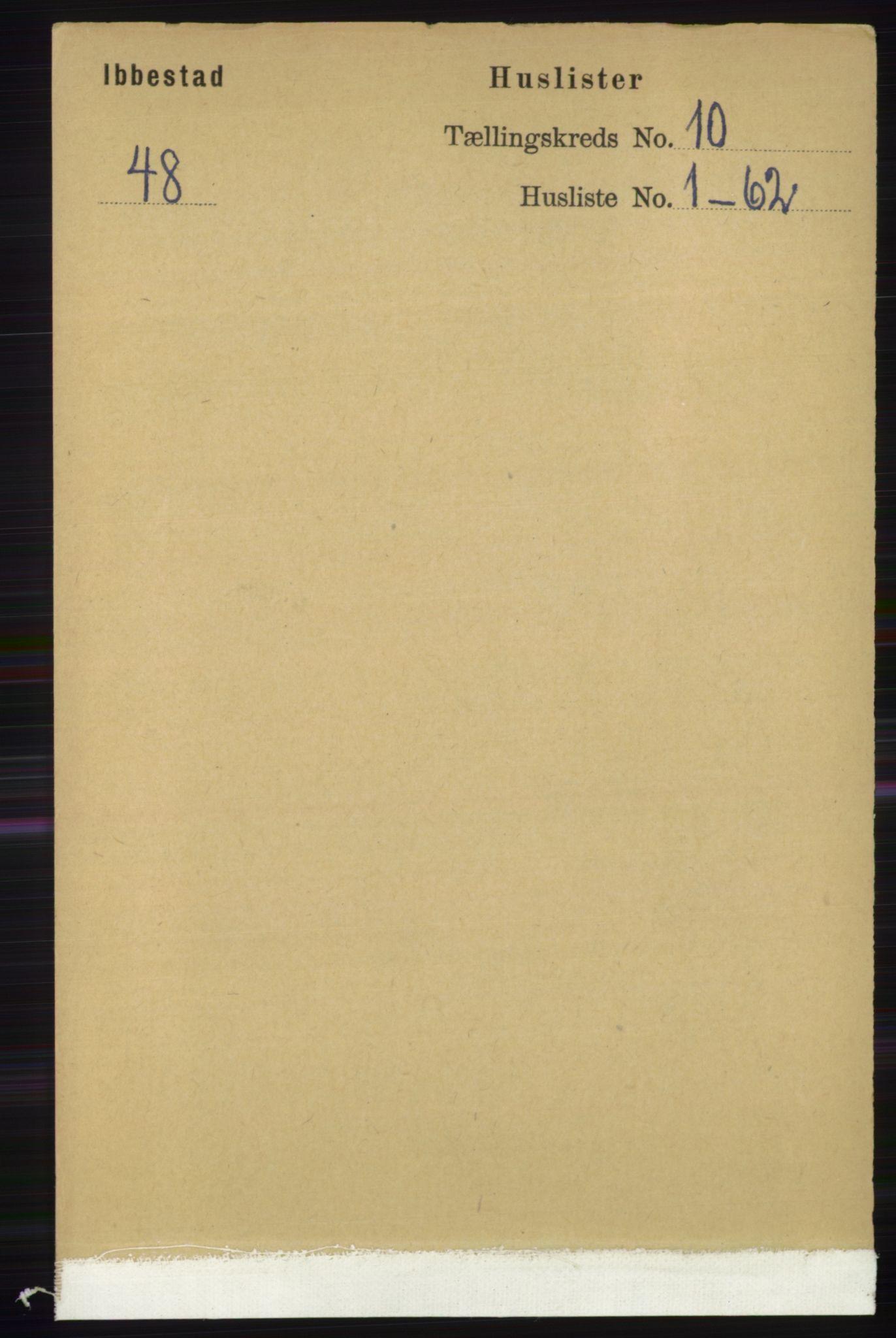 RA, Folketelling 1891 for 1917 Ibestad herred, 1891, s. 6774