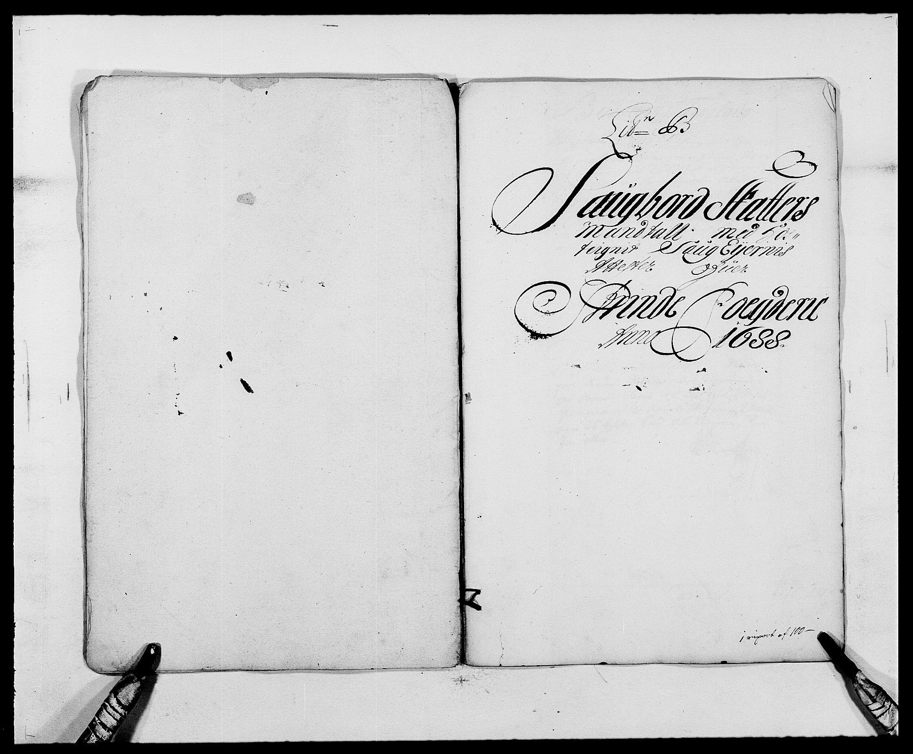 RA, Rentekammeret inntil 1814, Reviderte regnskaper, Fogderegnskap, R61/L4101: Fogderegnskap Strinda og Selbu, 1687-1688, s. 168