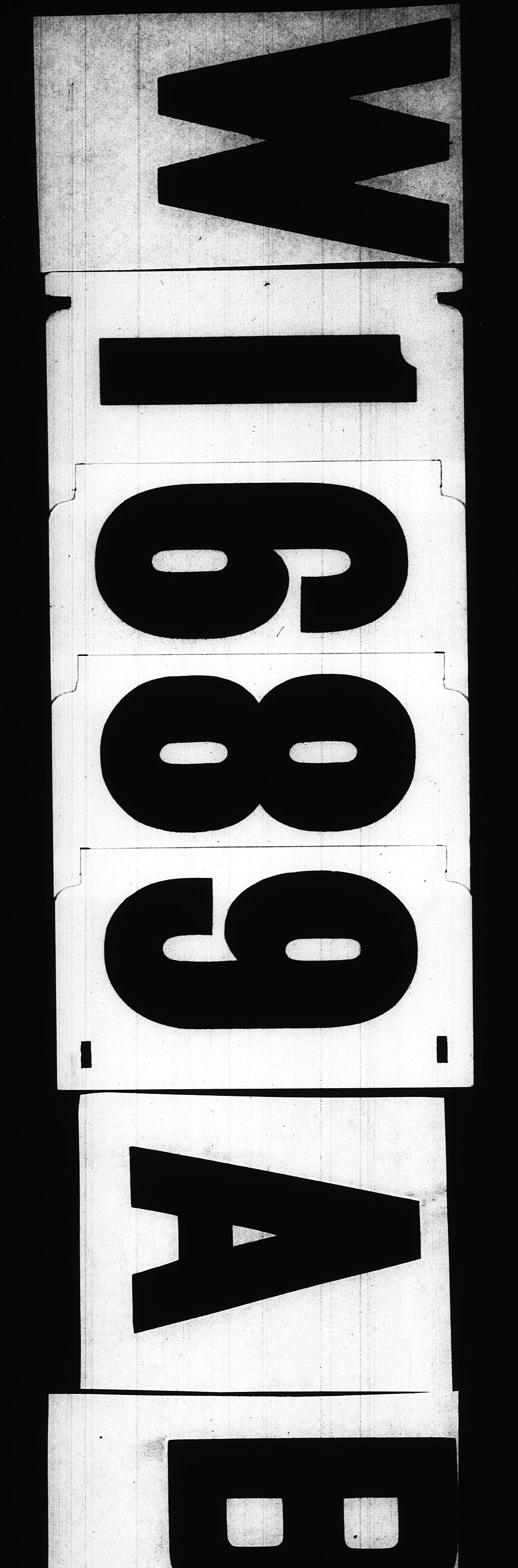 "RA, Documents Section, V/L0086: Amerikansk mikrofilm ""Captured German Documents"". Box No. 725.  FKA jnr. 601/1954., 1940, s. 290"