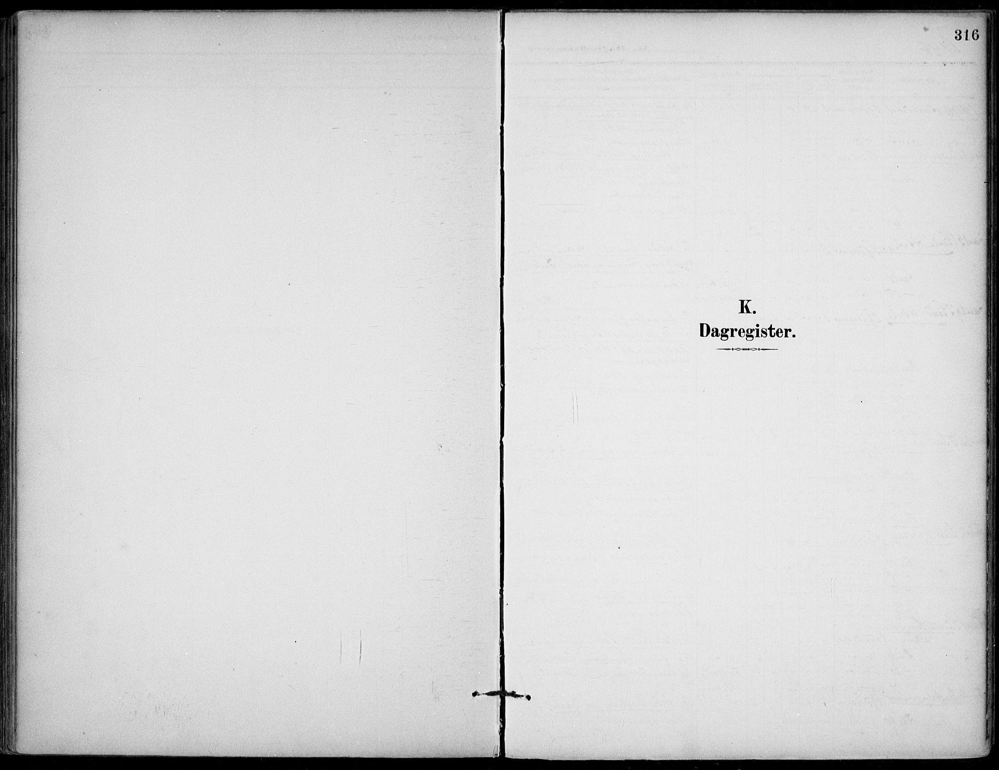 SAKO, Gjerpen kirkebøker, F/Fa/L0011: Ministerialbok nr. 11, 1896-1904, s. 316